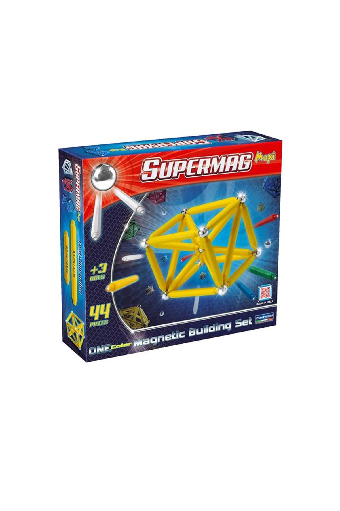 Klocki Supermag Maxi  44el