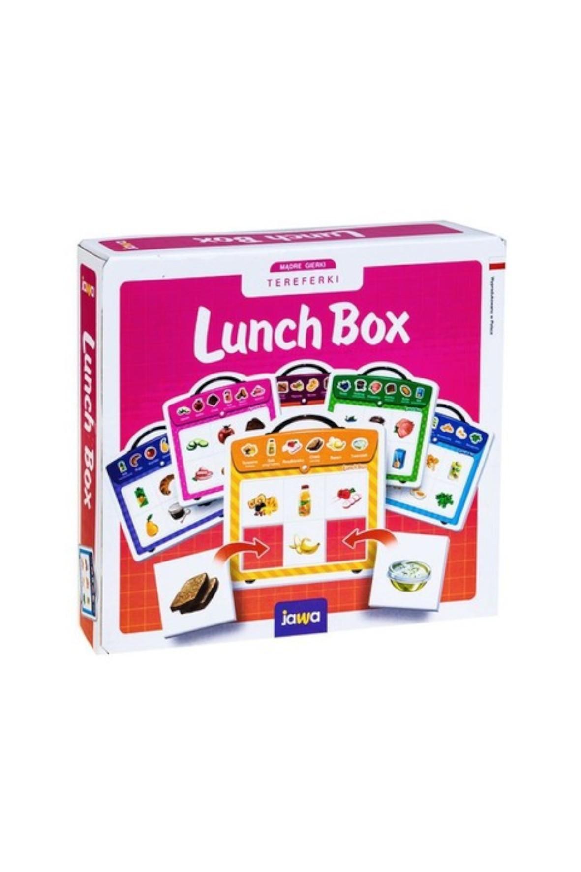 LUNCHbox - Mądre gierki TEREFERKI