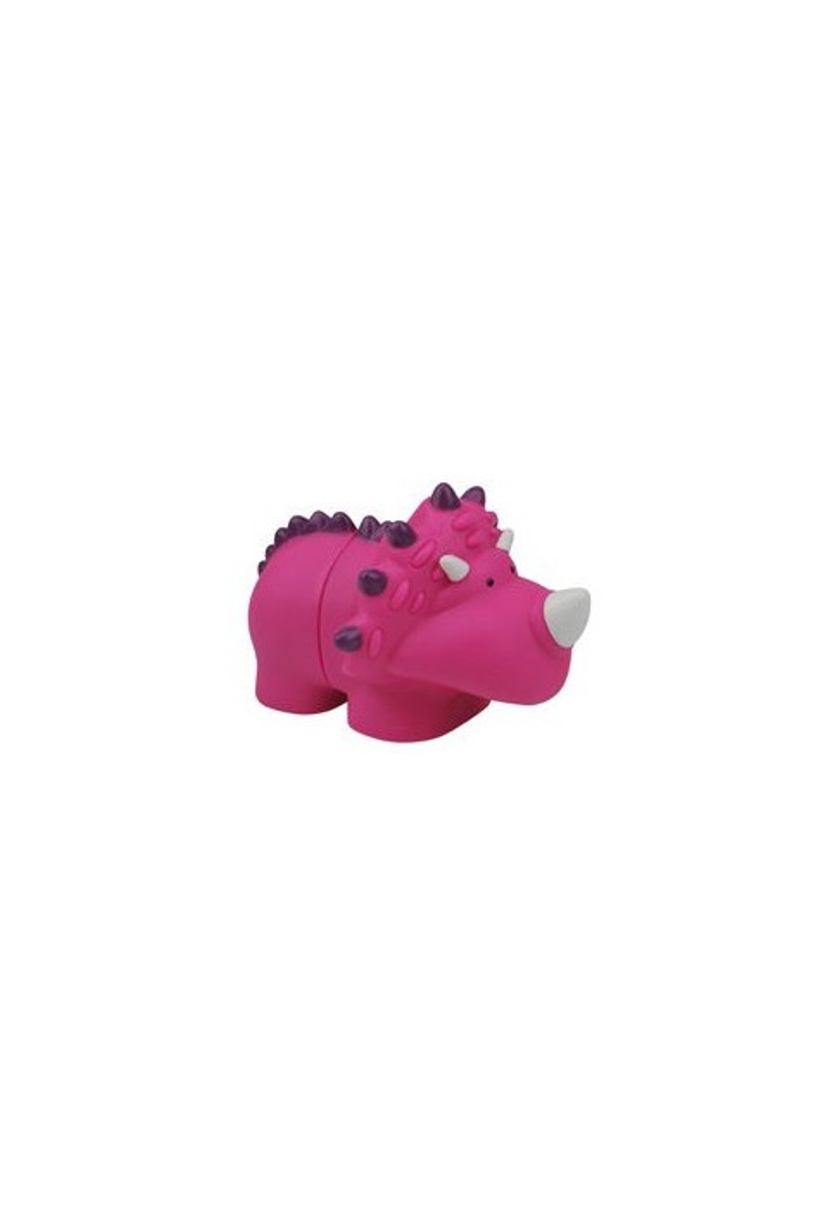 Klocki Popboblocs - Dinozaur różowy 6msc+
