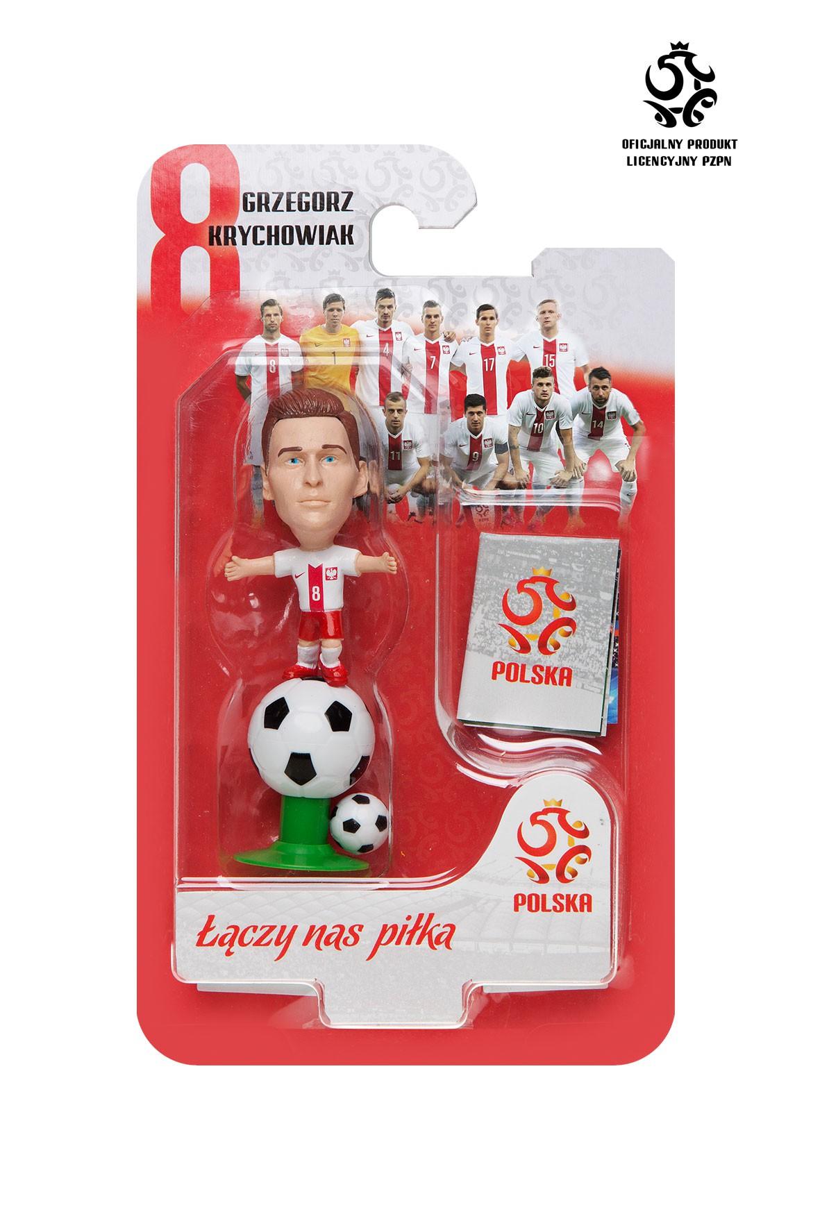 Figurka piłkarza G Krychowiak