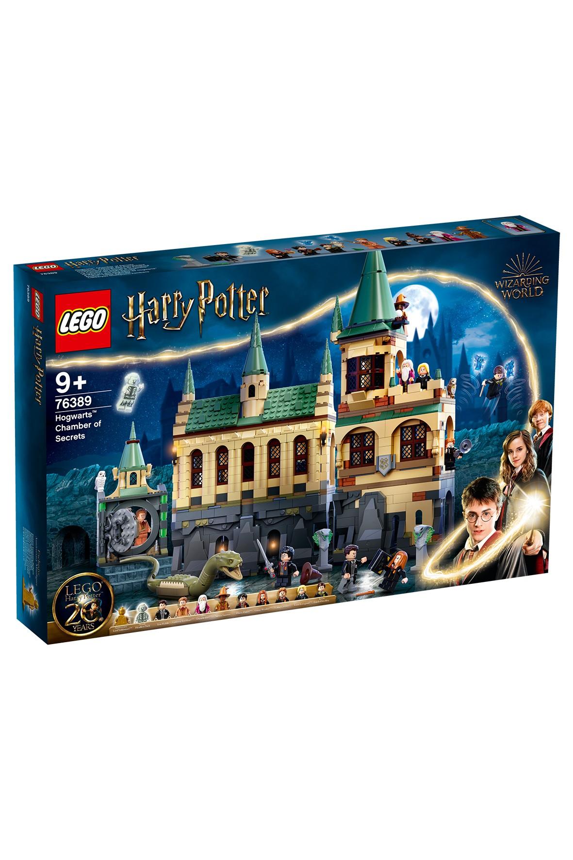 LEGO® Harry Potter™ Komnata Tajemnic w Hogwarcie - 1176 elementów, wiek 9+