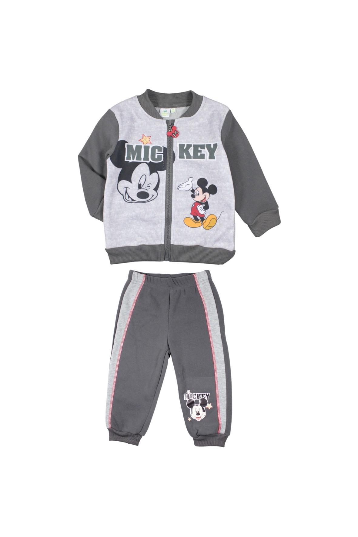 Komplet Mickey rozm 0-3 msc