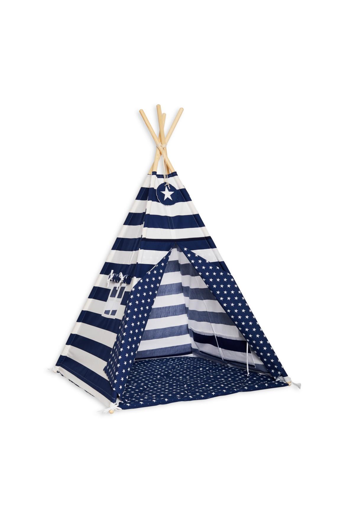 Namiot tipi dla dziecka +mata