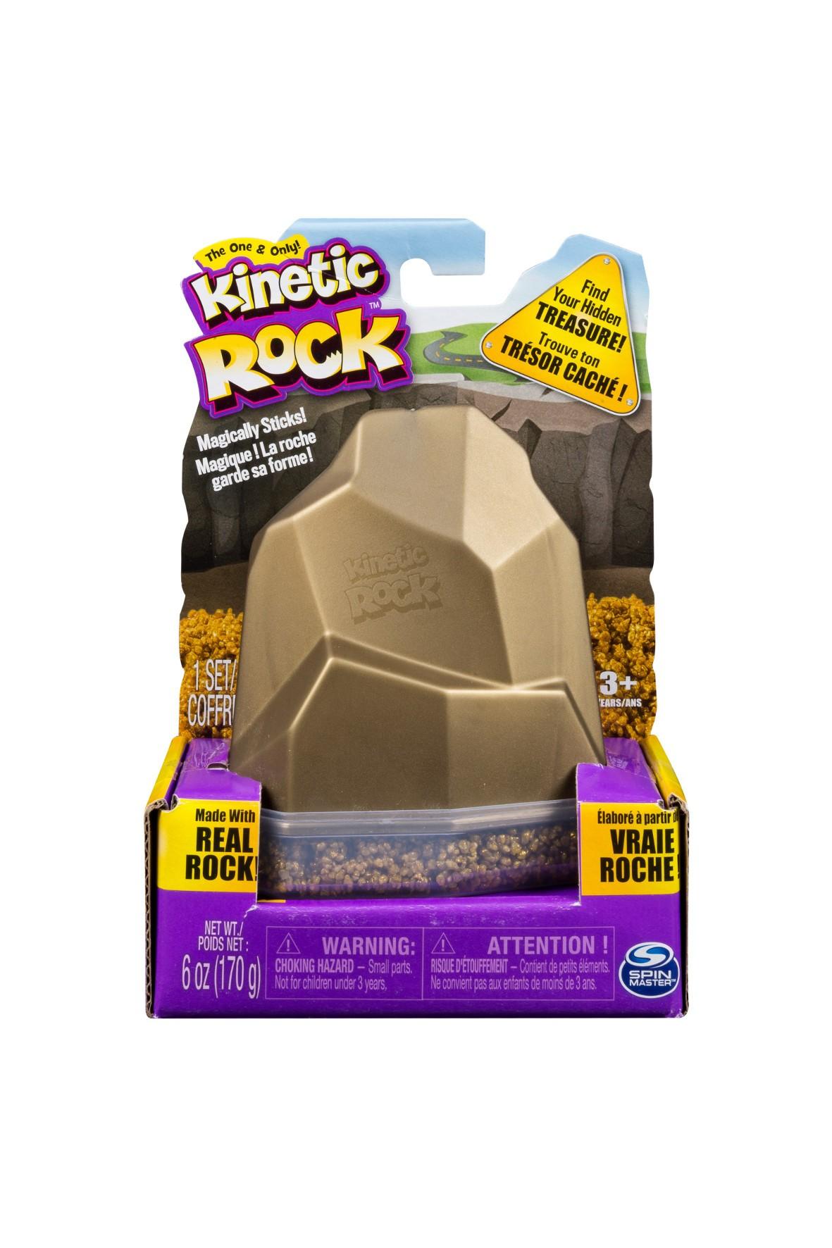 Kinetic Rock Złoty