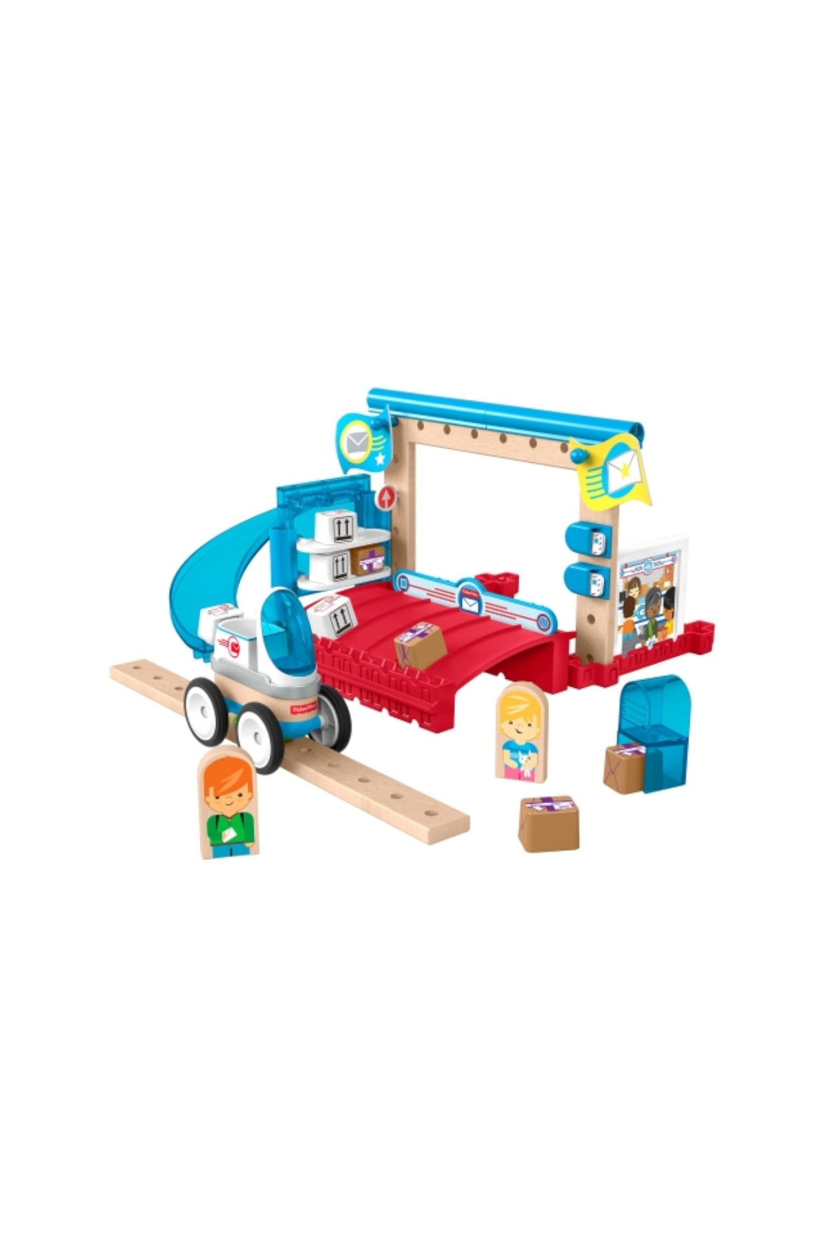 Fisher Price Wonder Makers Poczta 3+