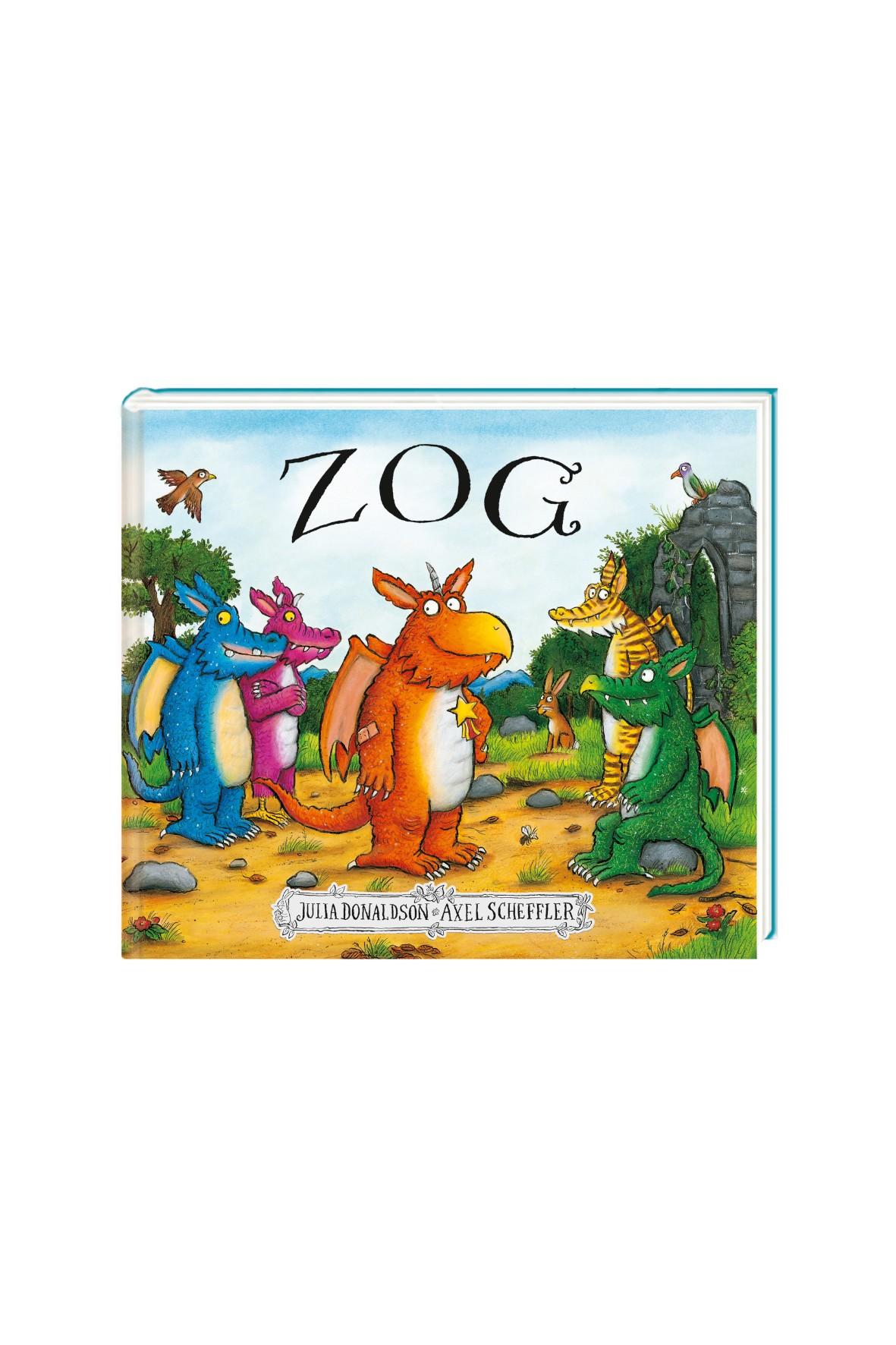 Książka dla dzieci- ZOG