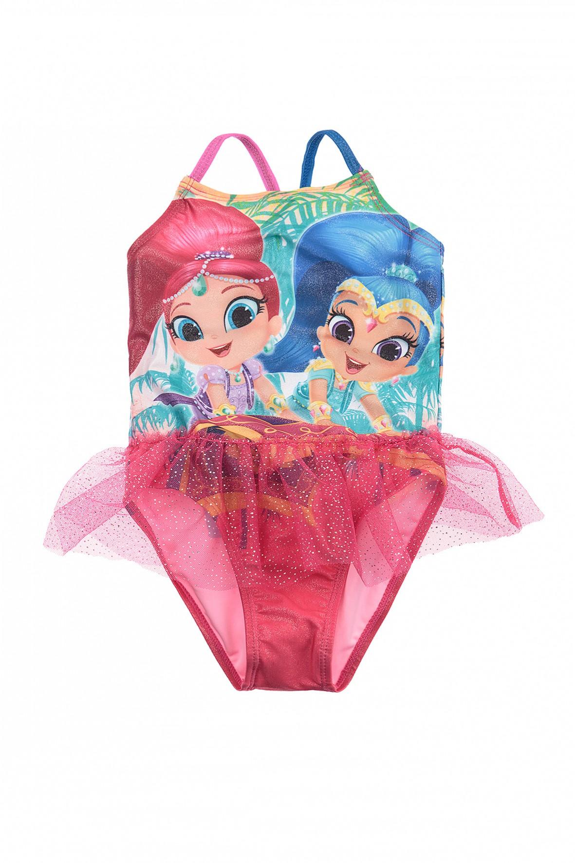 Strój kąpielowy dziewczęcy Shimmer&Shine