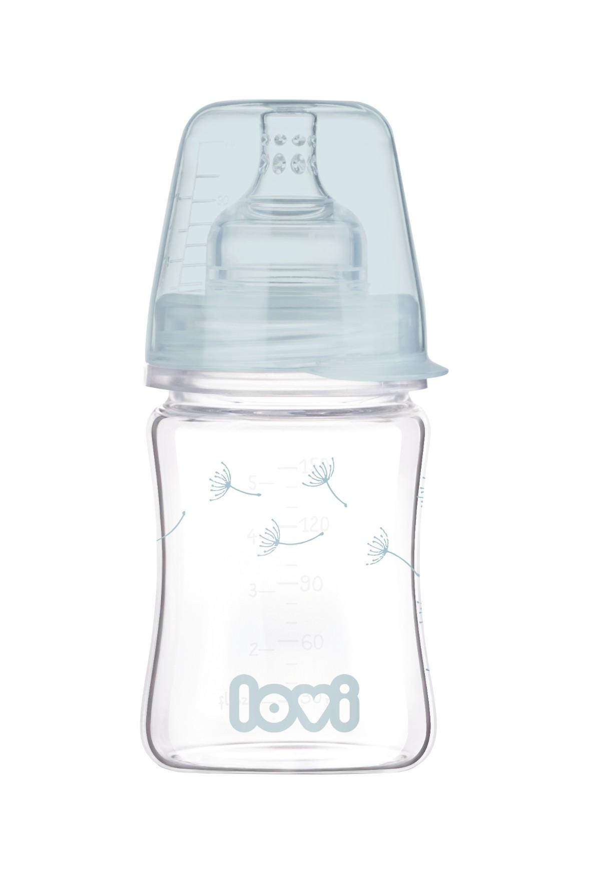 Butelka szklana Diamond glass 150 ml Botanic
