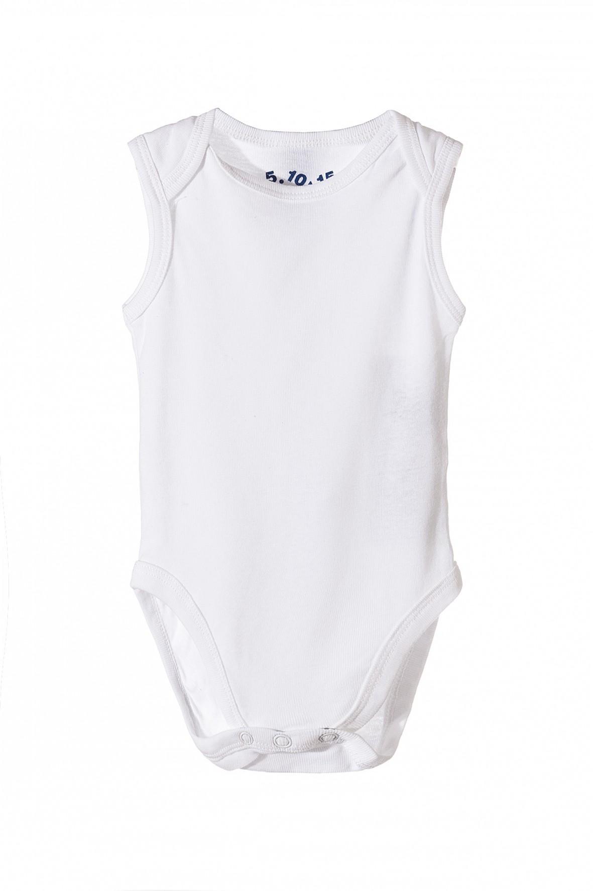 Body białe dla niemowlaka