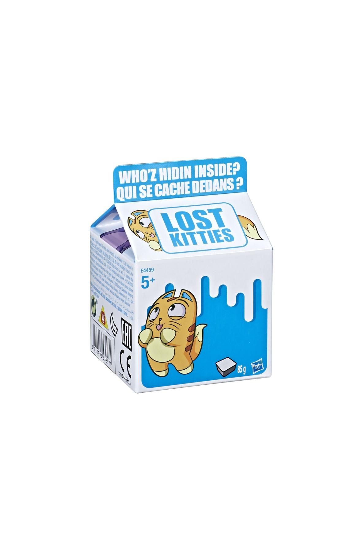 Lost Kitties - figurka w ciastolinie 5+