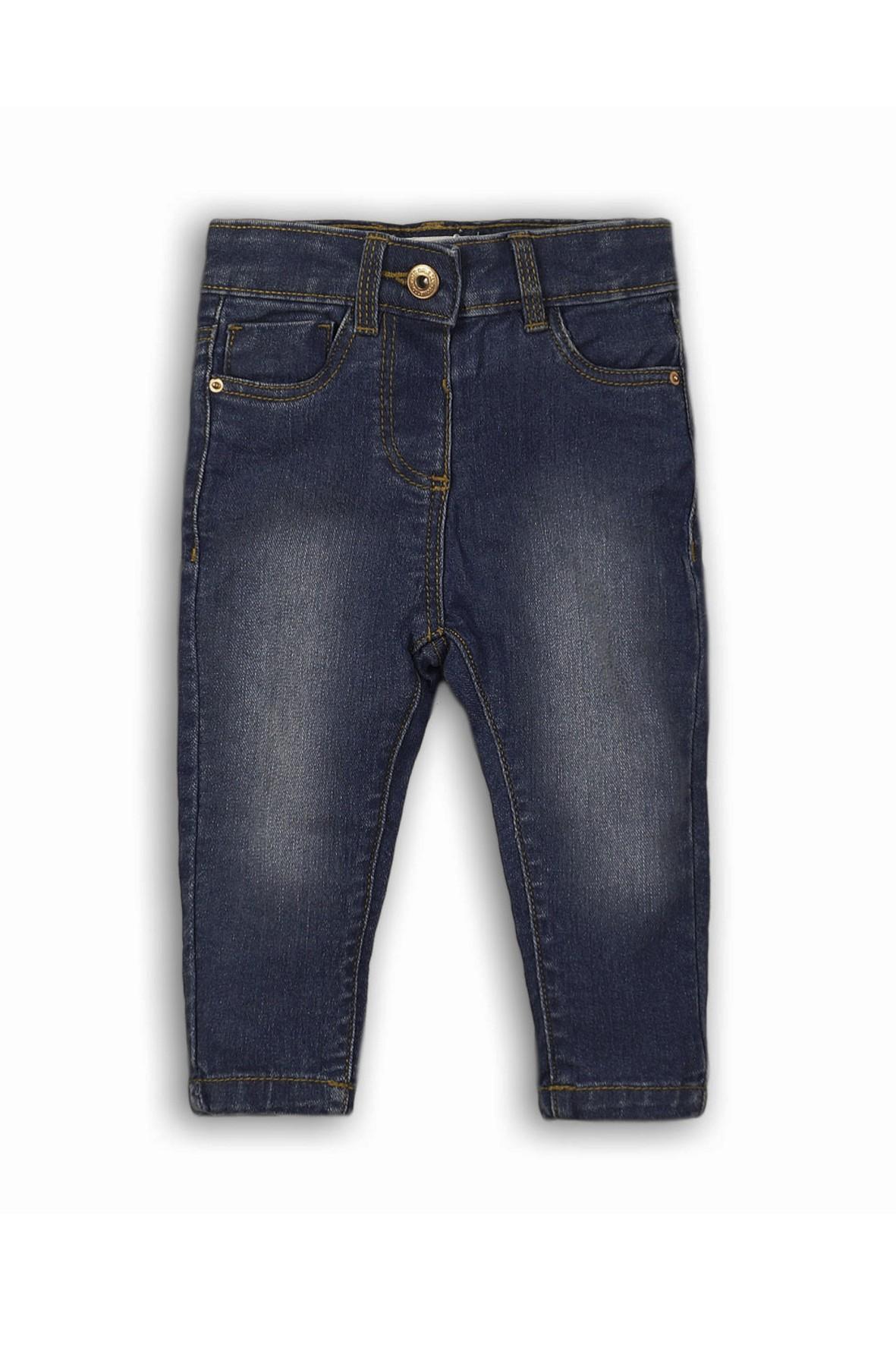 Spodnie jeansowe niemowlęce