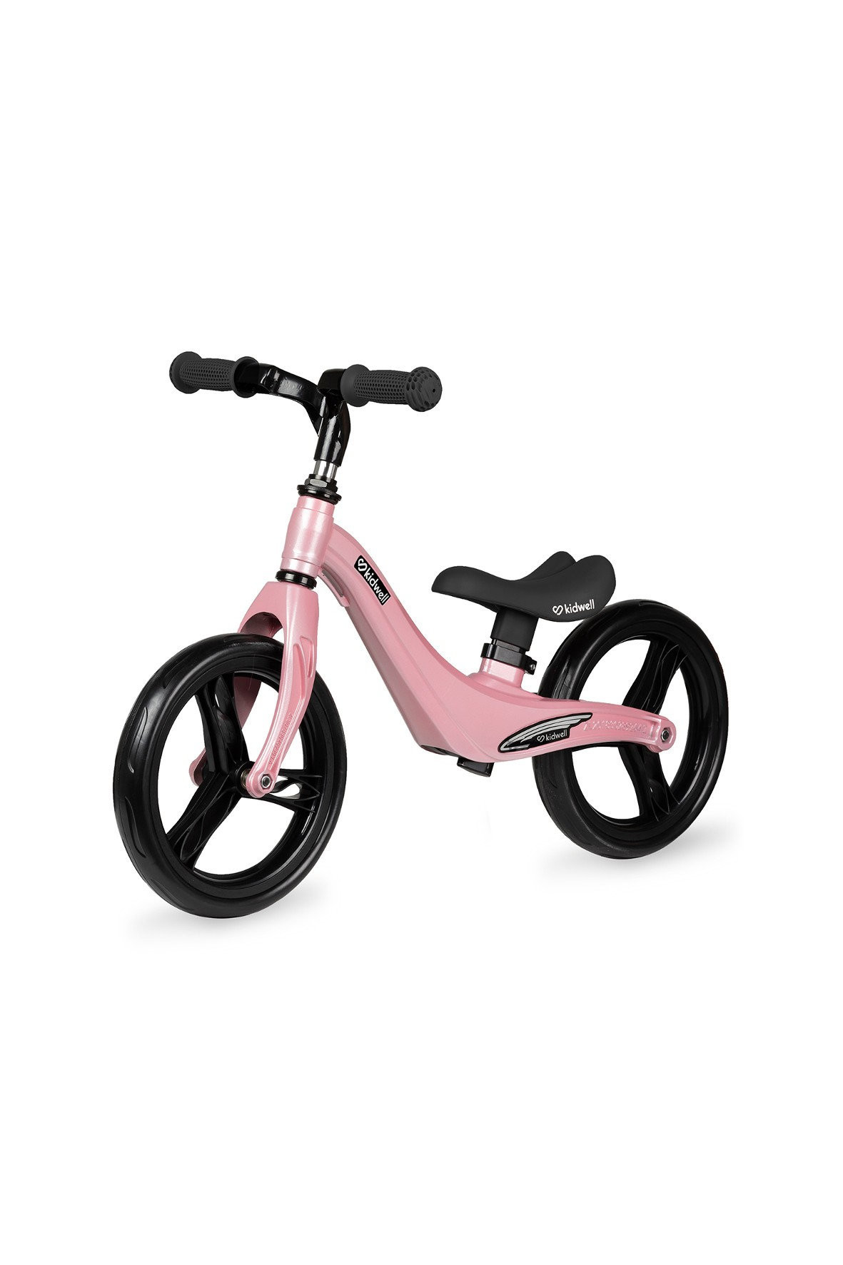 Rower biegowy dziewczecy Force różowy