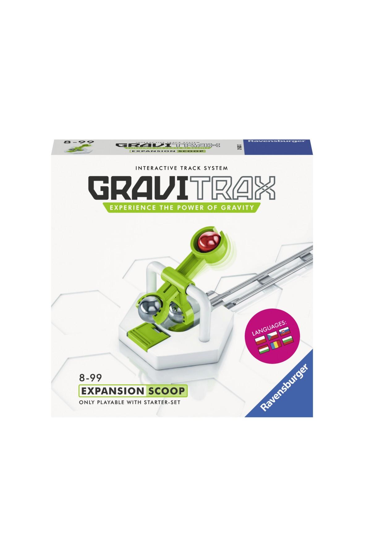 GraviTrax - zestaw uzupełniający Kaskada 8+
