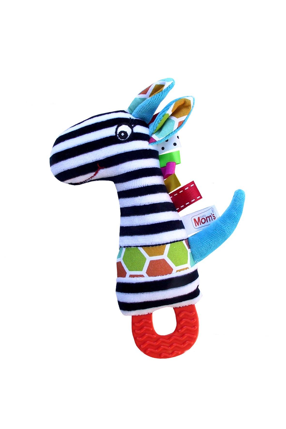 Gryzak z piszczkiem Zebra