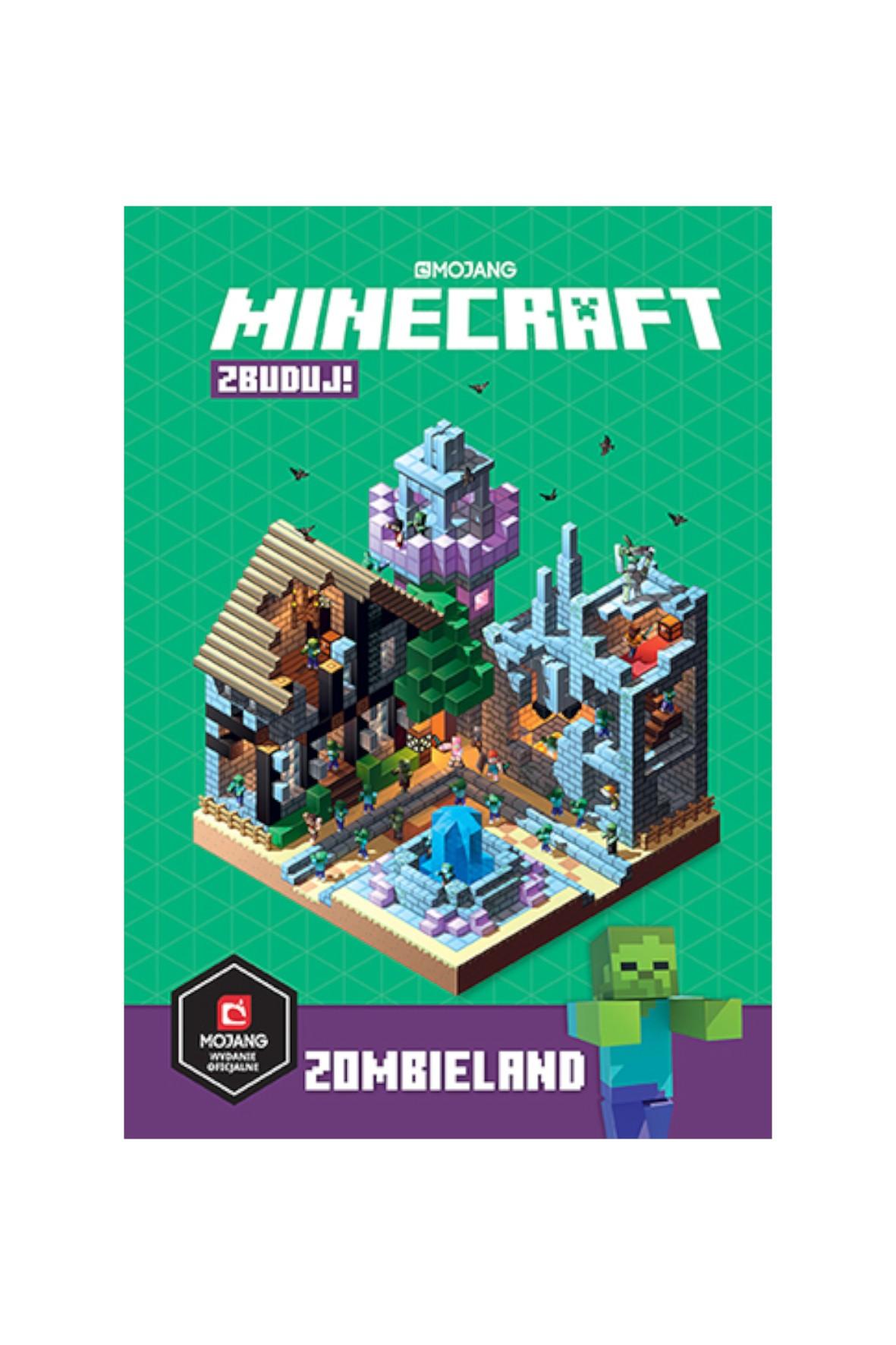 Minecraft. Zbuduj! Zombieland - książka
