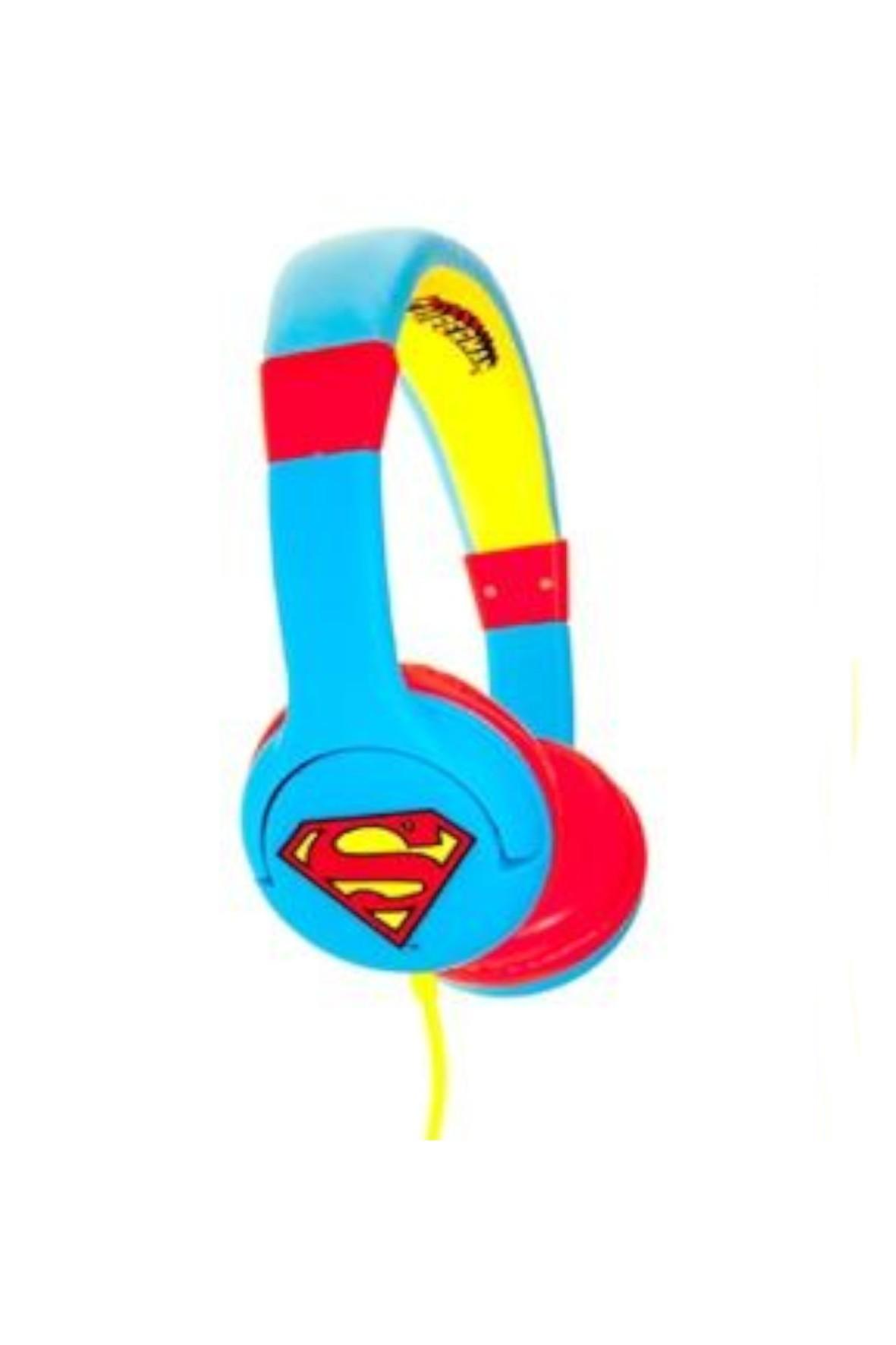 Słuchawki  OTL nauszne Superman Junior