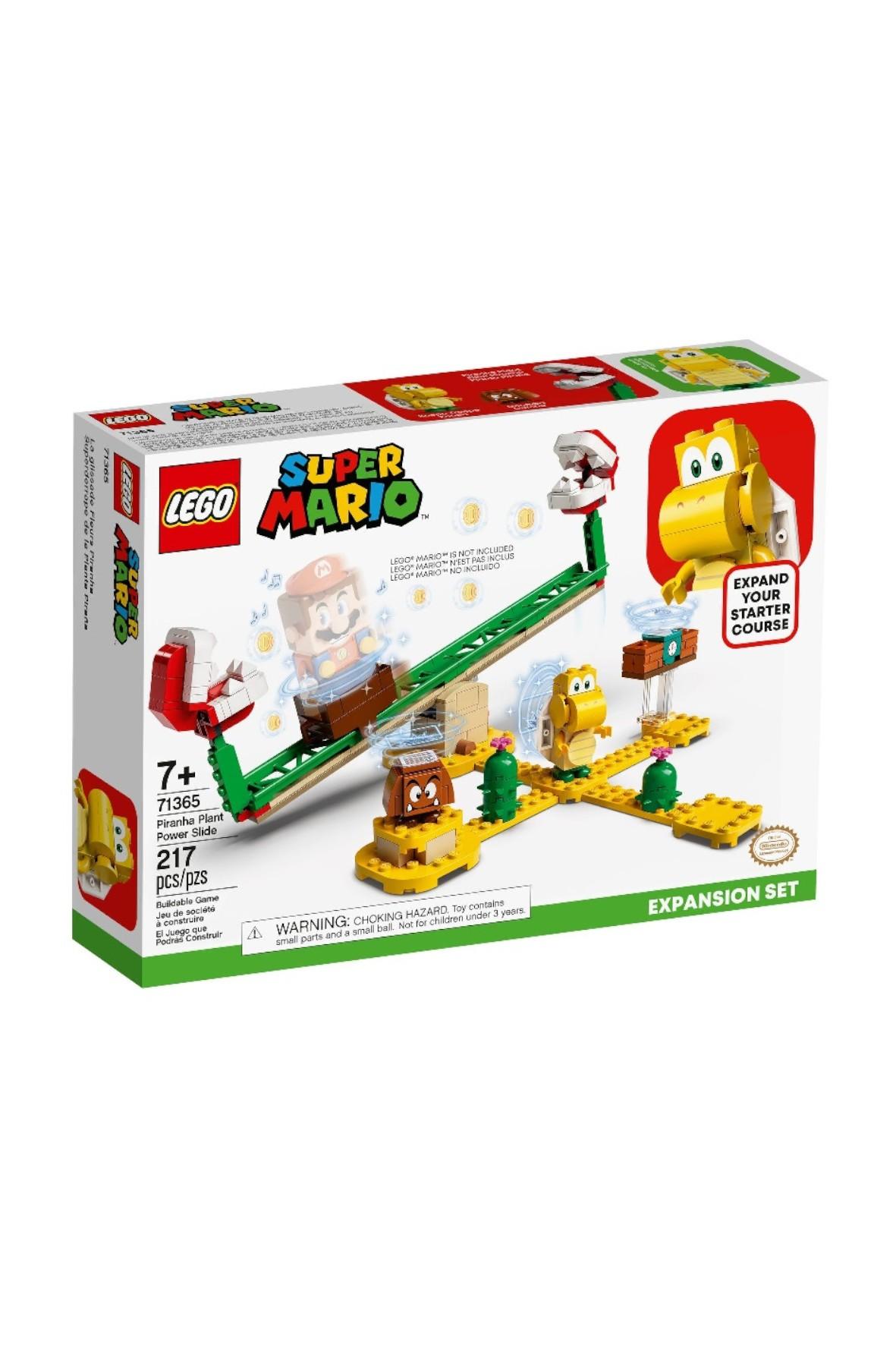 LEGO® Super Mario™ 71365 - 89 elementów wiek 7+