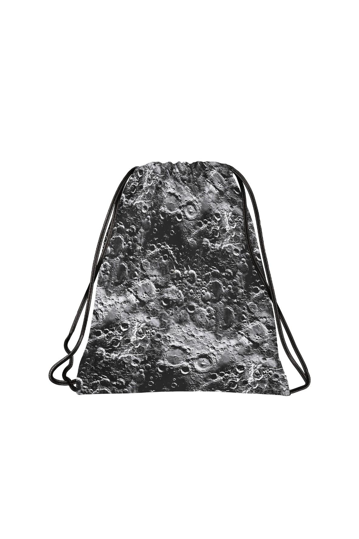 Worek na obuwie BackUp Księżyc