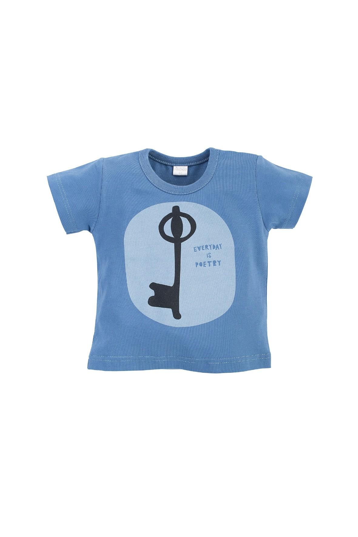 Bawełniany t-shirt dziecięcy