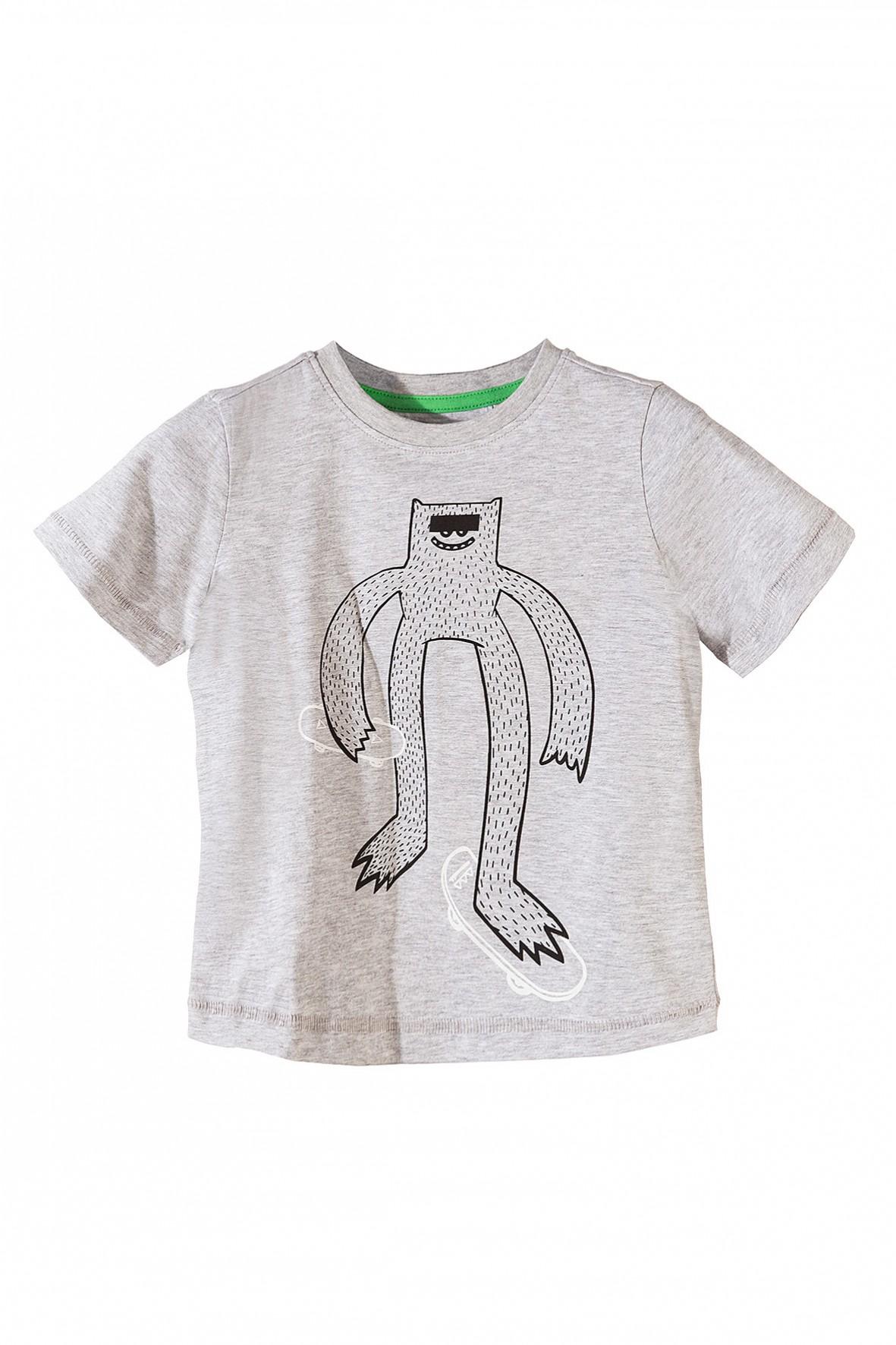 T-shirt chłopięcy 100% bawełna