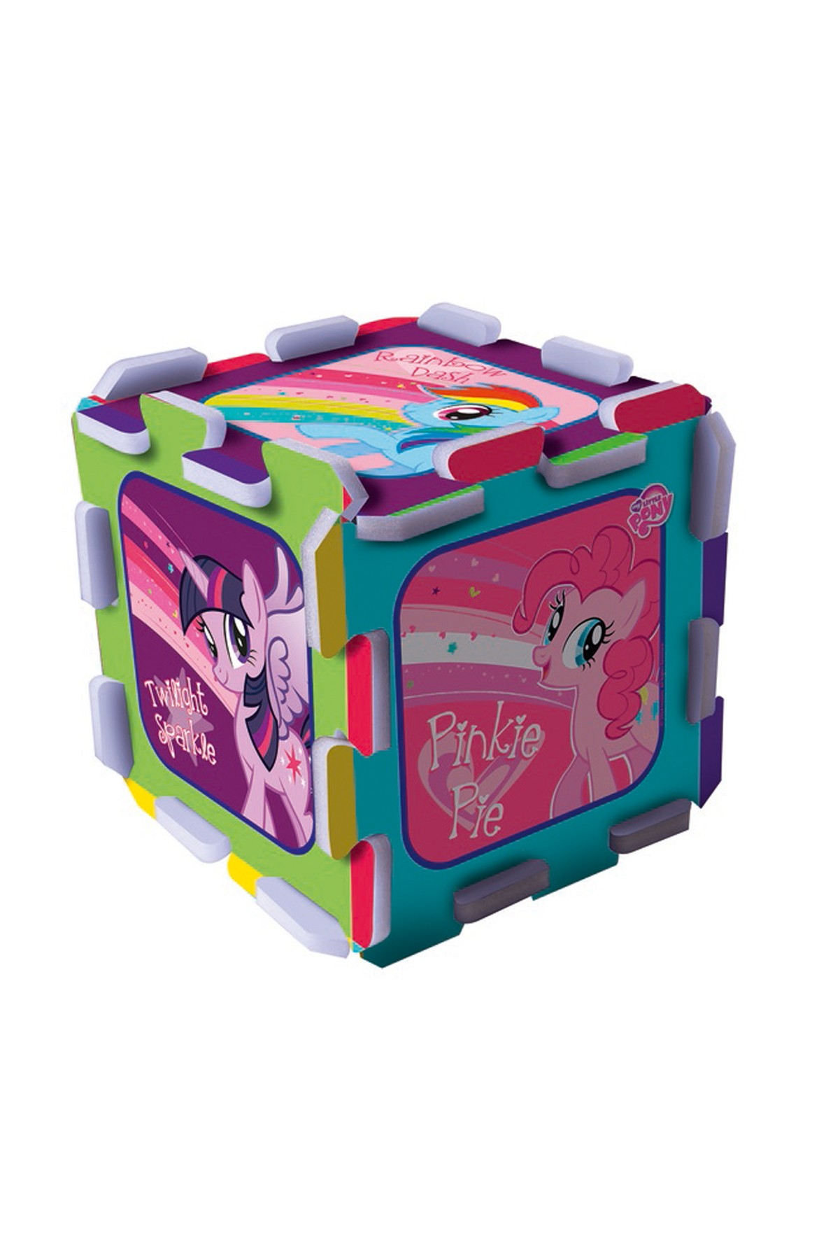 Puzzle piankowe My Little Pony