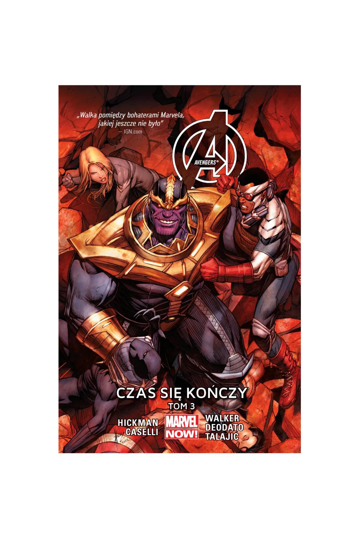 Avengers - Czas się kończy. Tom 3