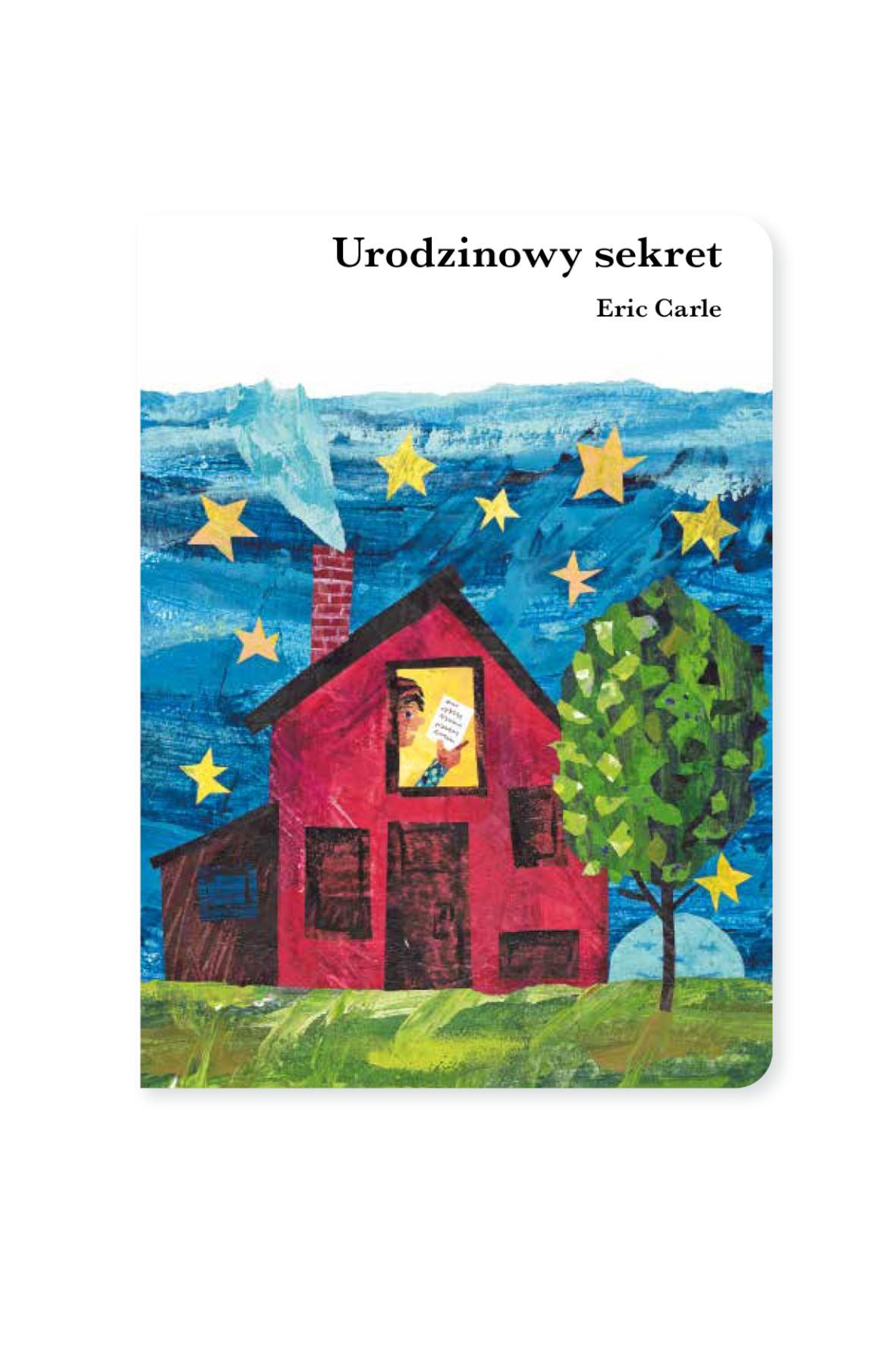 Urodzinowy sekret - Książka dla dzieci