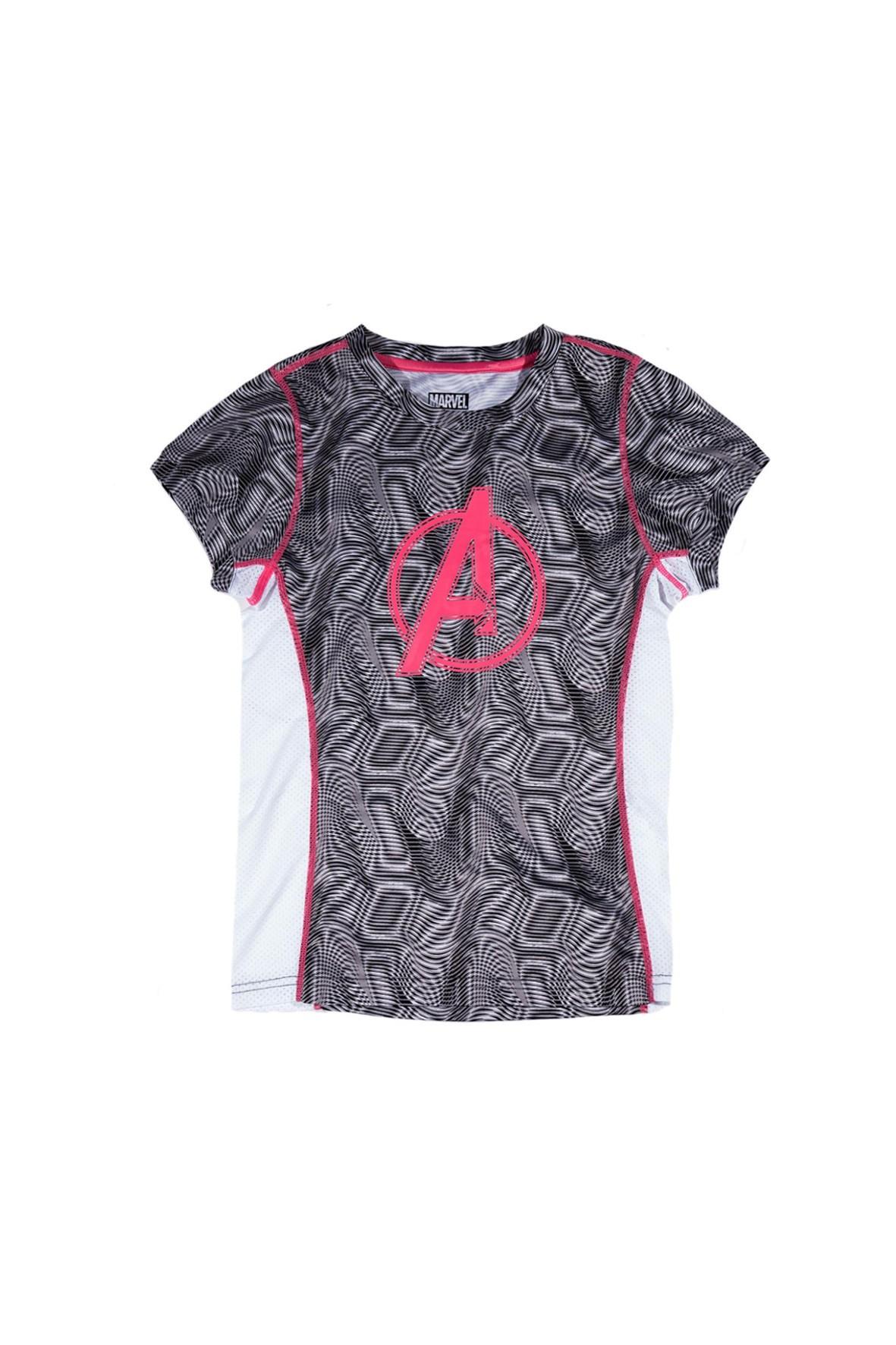 T-shirt dziewczęcy Avengers