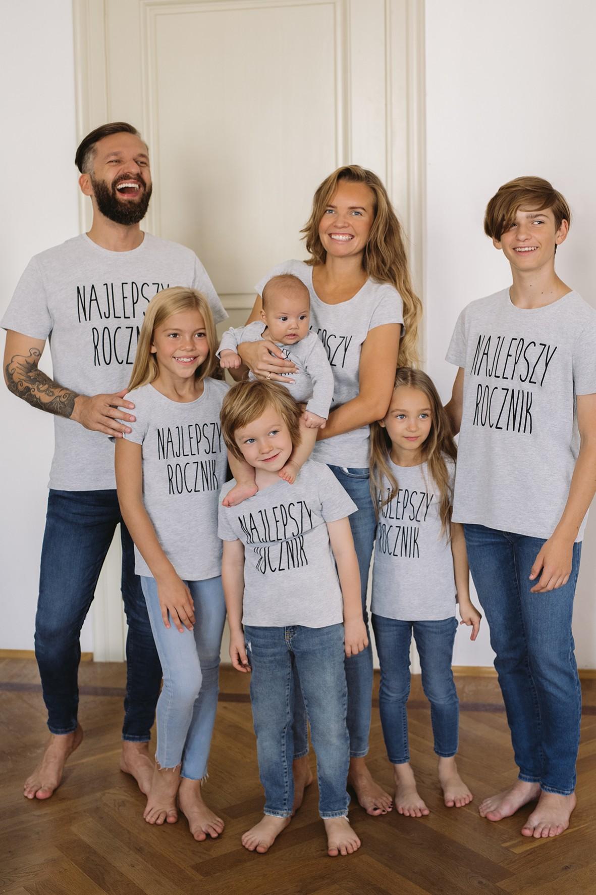 T-shirt dla dziewczynki - Najlepszy Rocznik