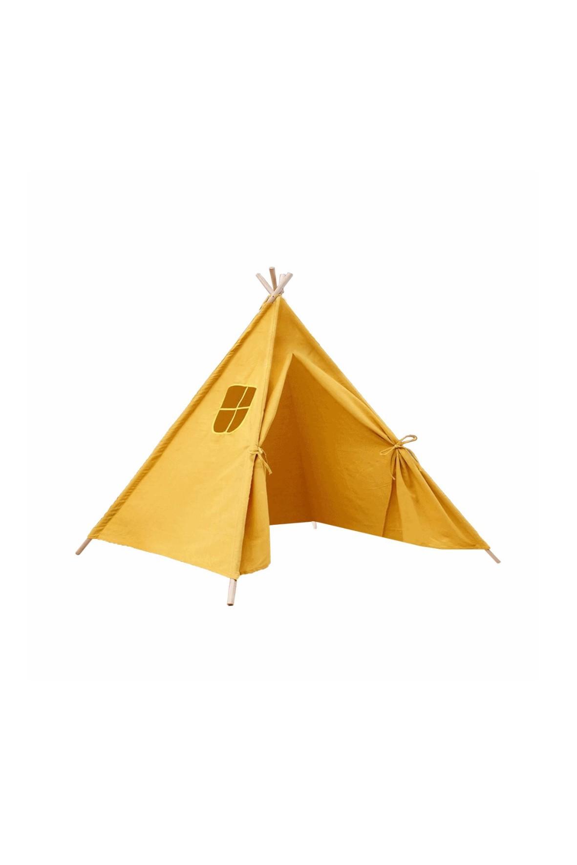 Namiot domek Teepee miodowy