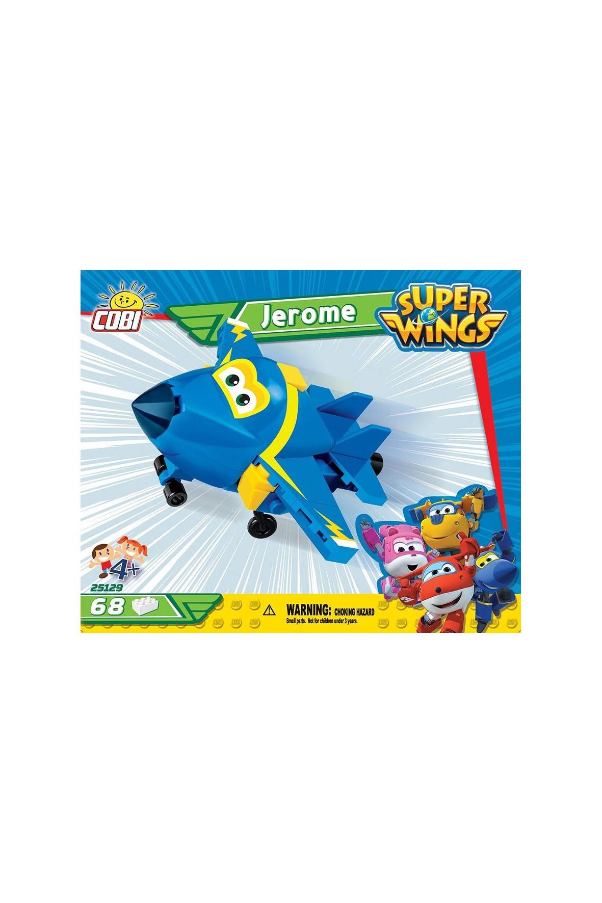 Klocki COBI Super Wings Lotek 68el