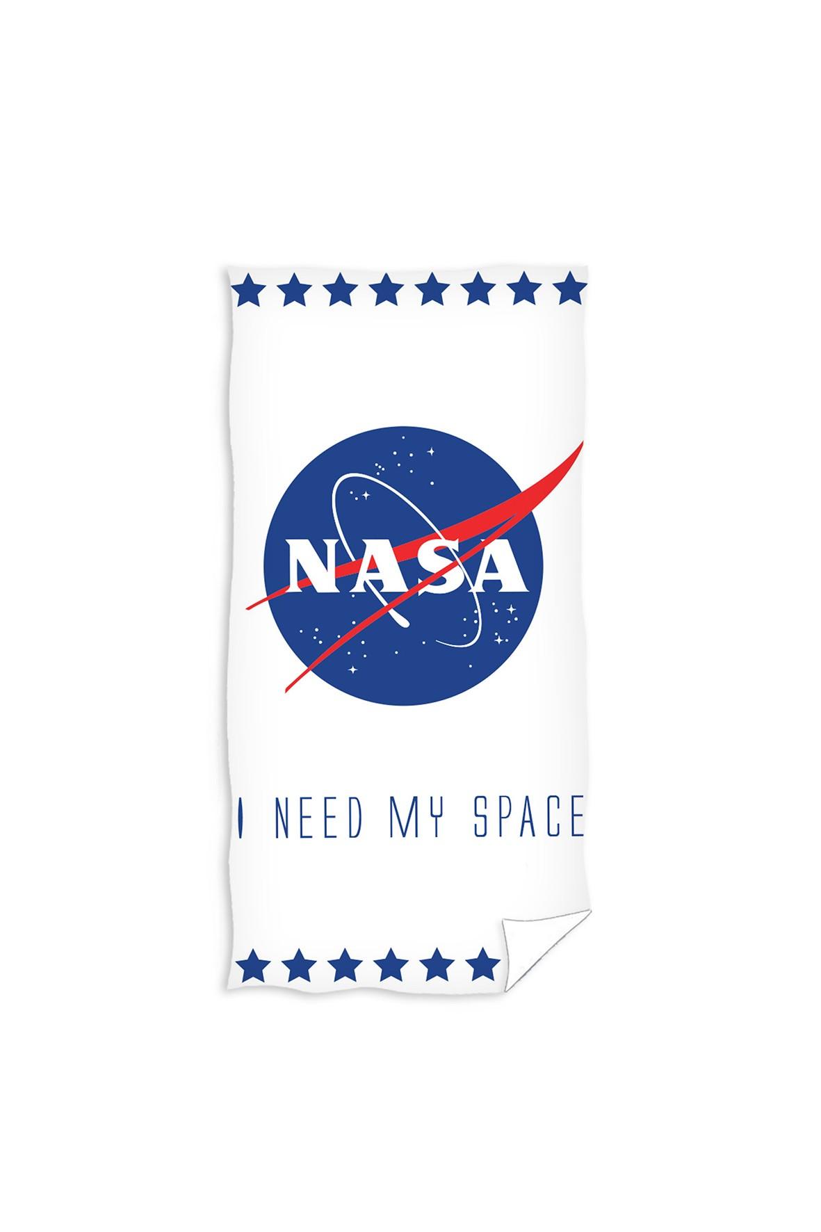 Ręcznik kąpielowy bawełniany NASA  70x140 cm