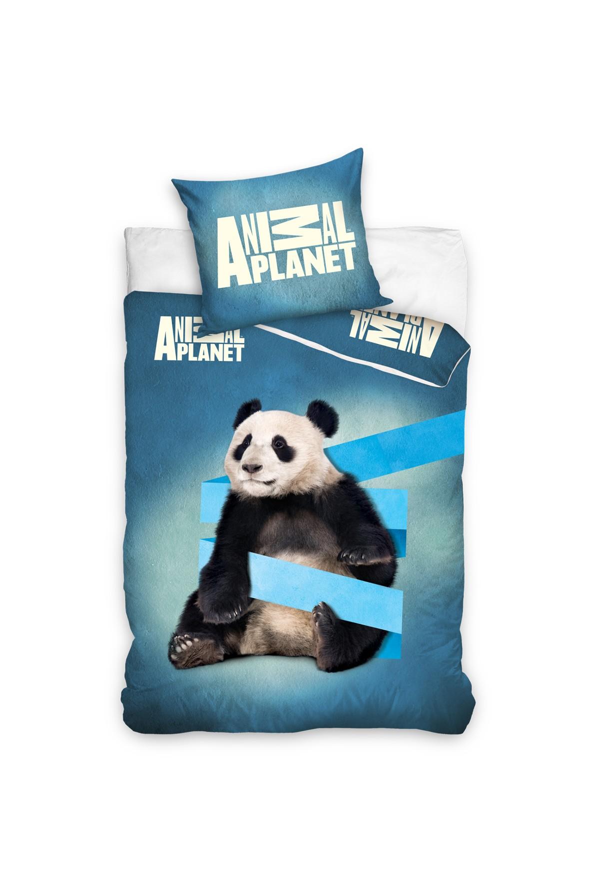 Pościel Animal Planet 160x200 cm 4Y33AV