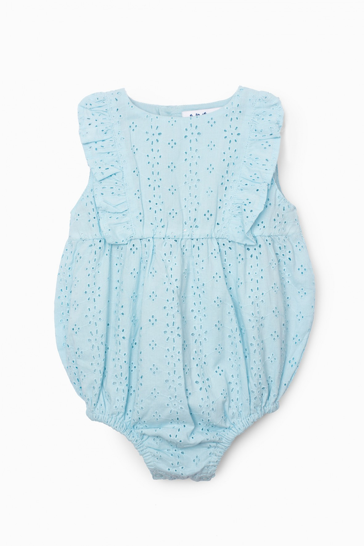 Body niemowlęce niebieskie