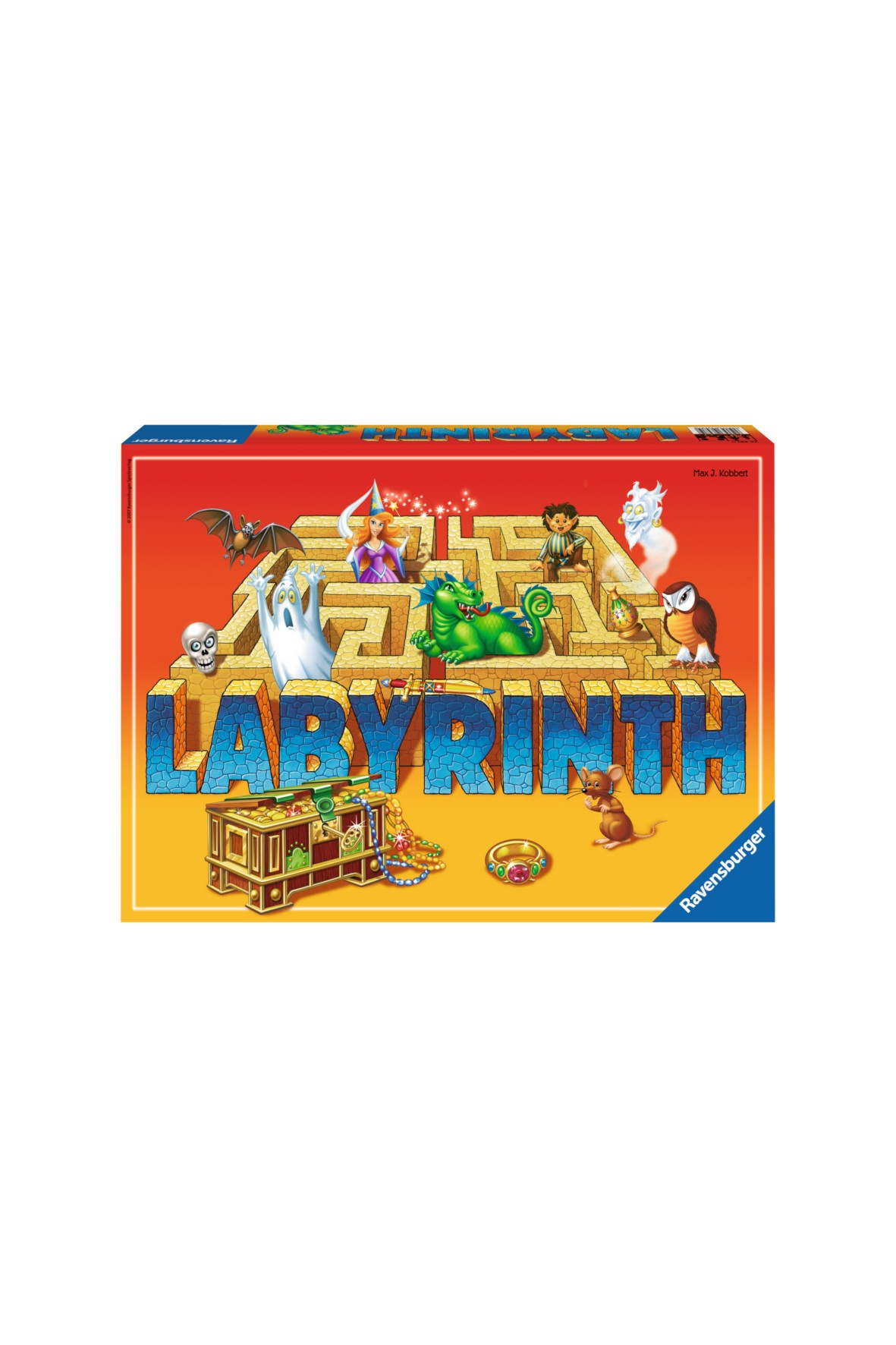 Gra Labirynt Ravensburger 7+