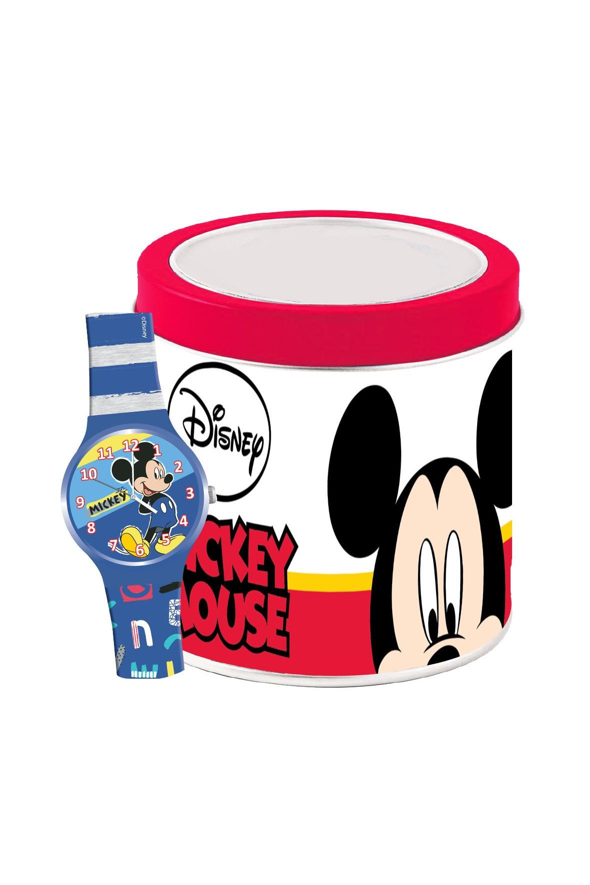 Zegarek Analogowy Myszka Mickey 3+