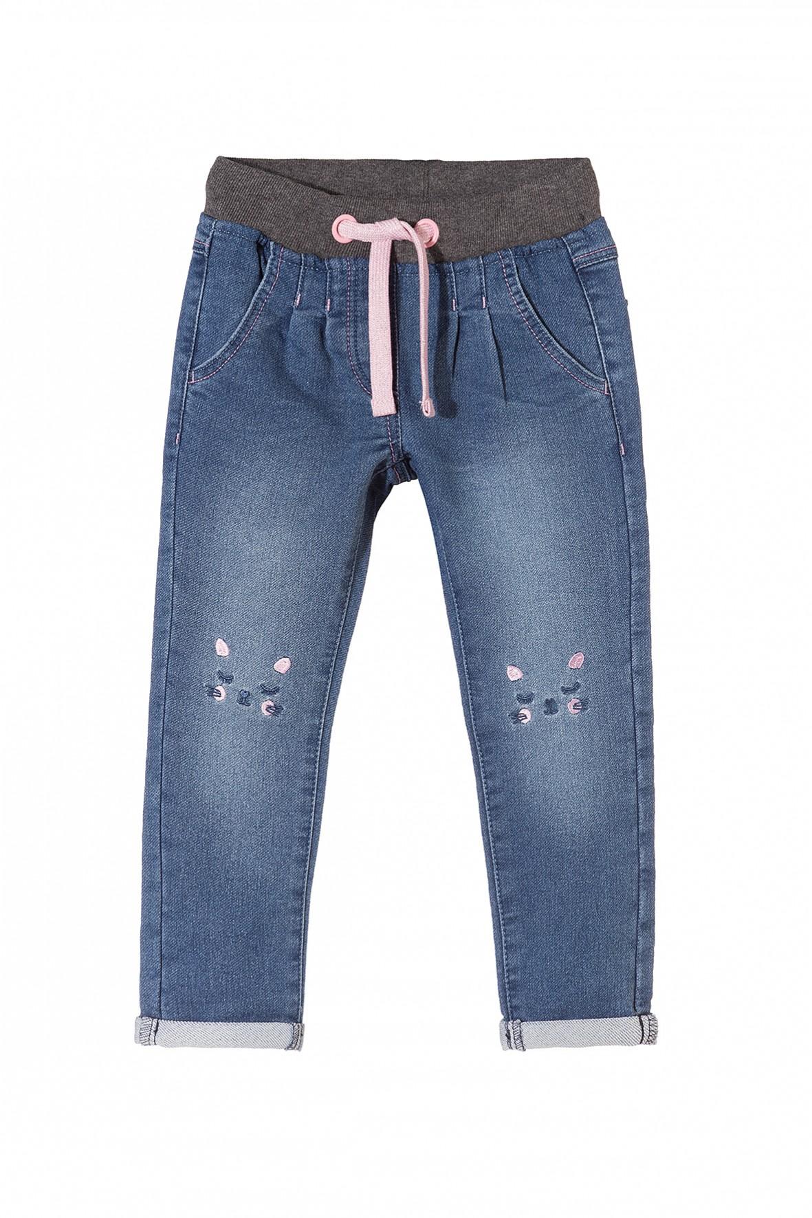 Spodnie dziewczęce 3L3502