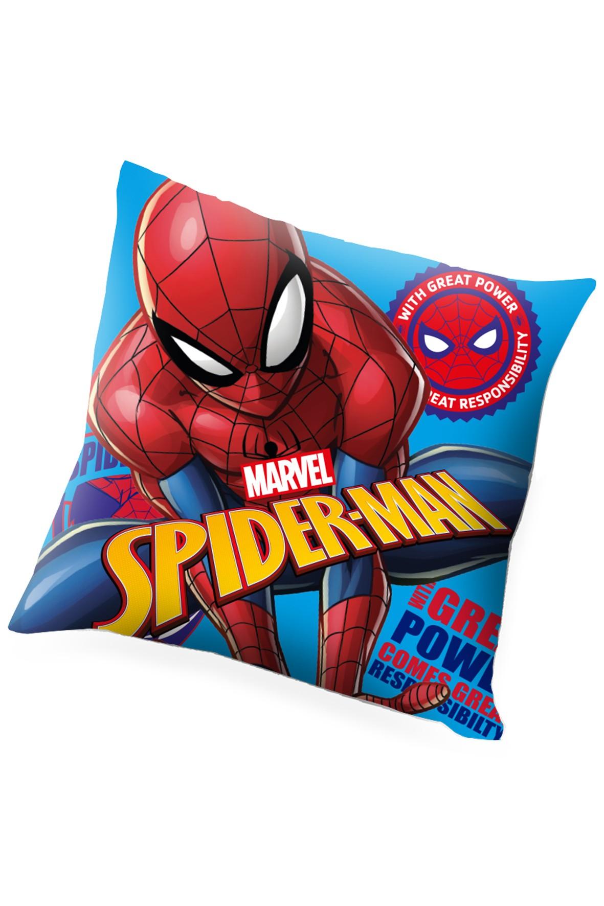 Spiderman  poduszka 40x40 cm