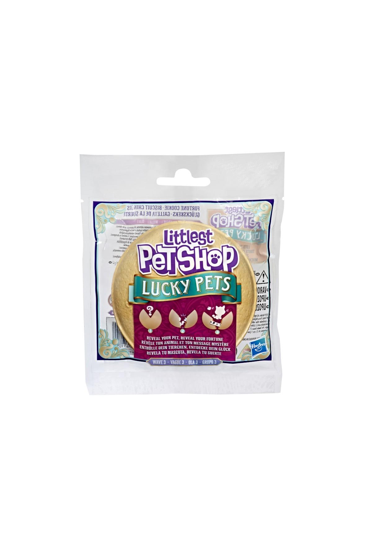 Littlest Pet Shop Lucky pets figurki podstawowe 4+