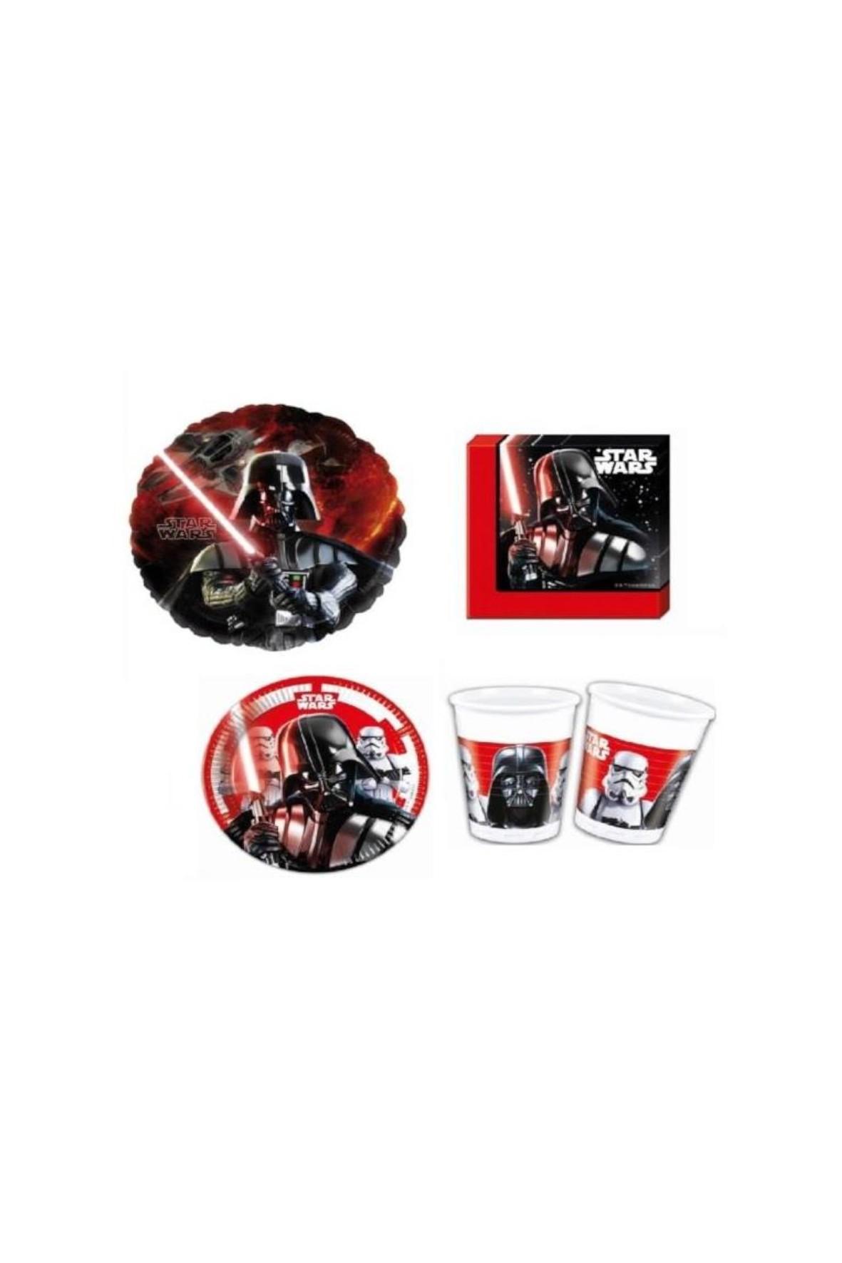 Zestaw urodzinowy Star Wars           - 37 elementów