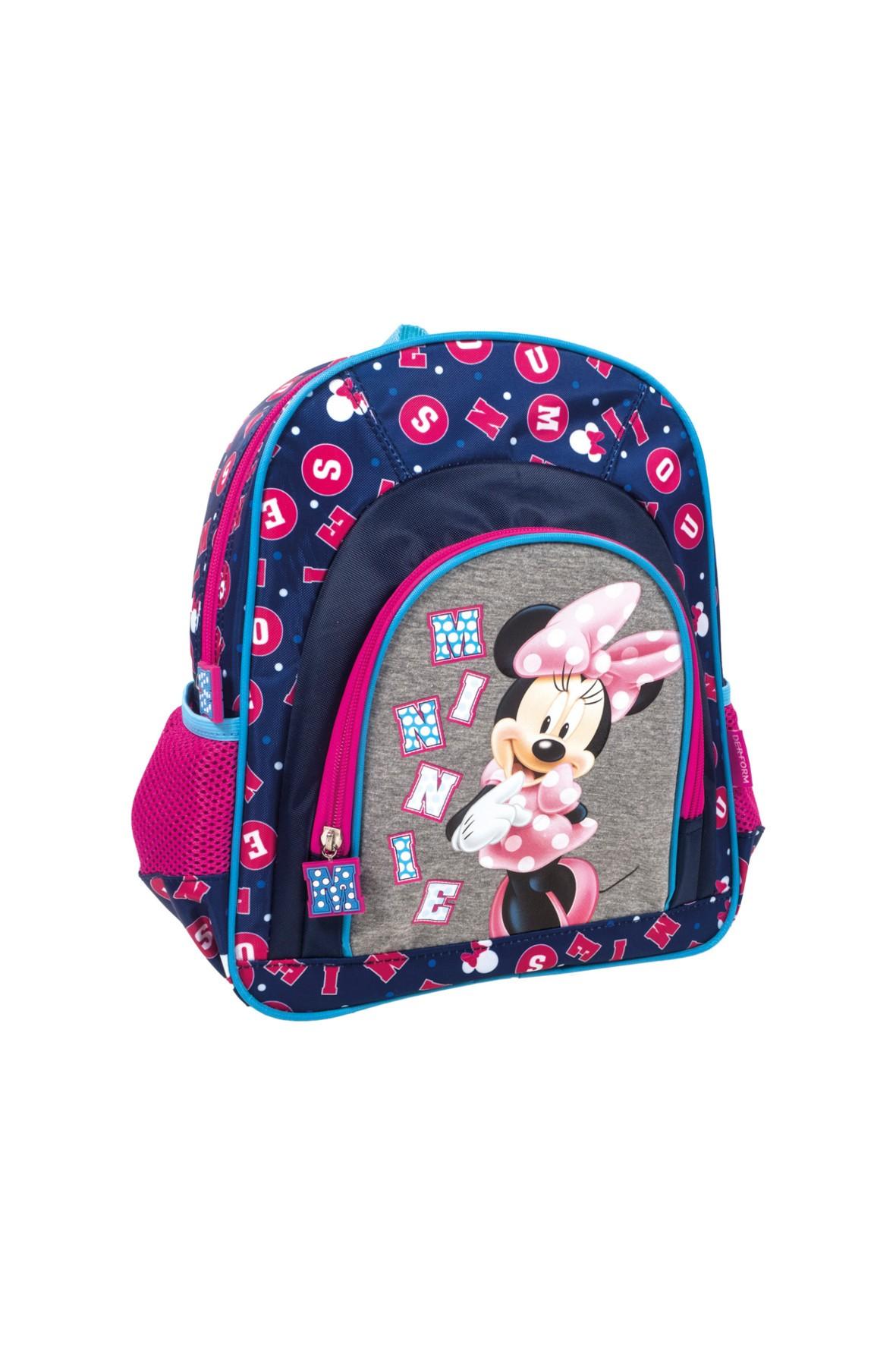 Plecak szkolny Myszka Minnie