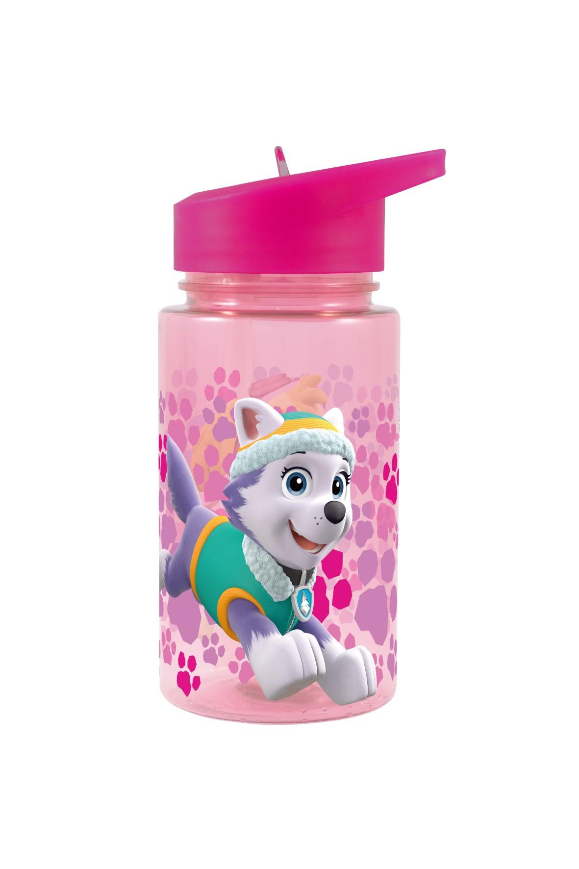 Przezroczysta butelka do picia Psi Patrol 430ml