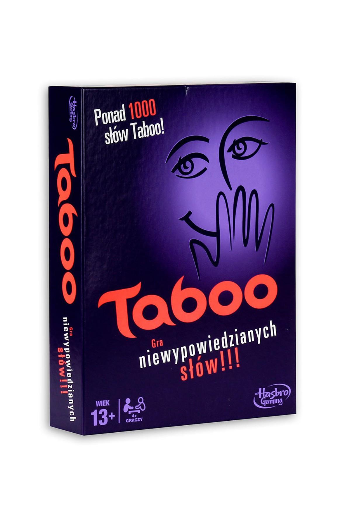 "Gra ""Taboo"""