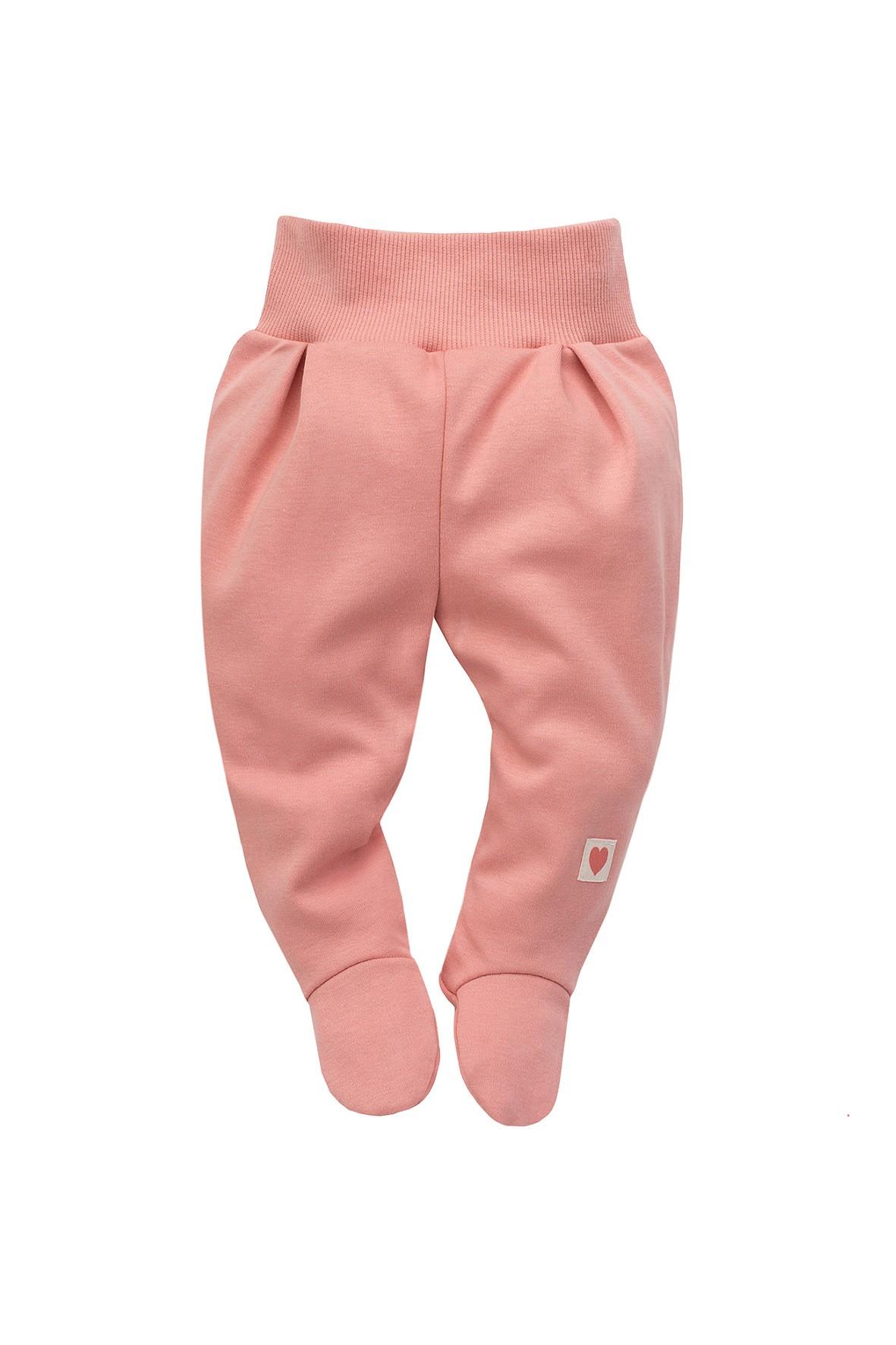Półśpiochy niemowlęce różowe