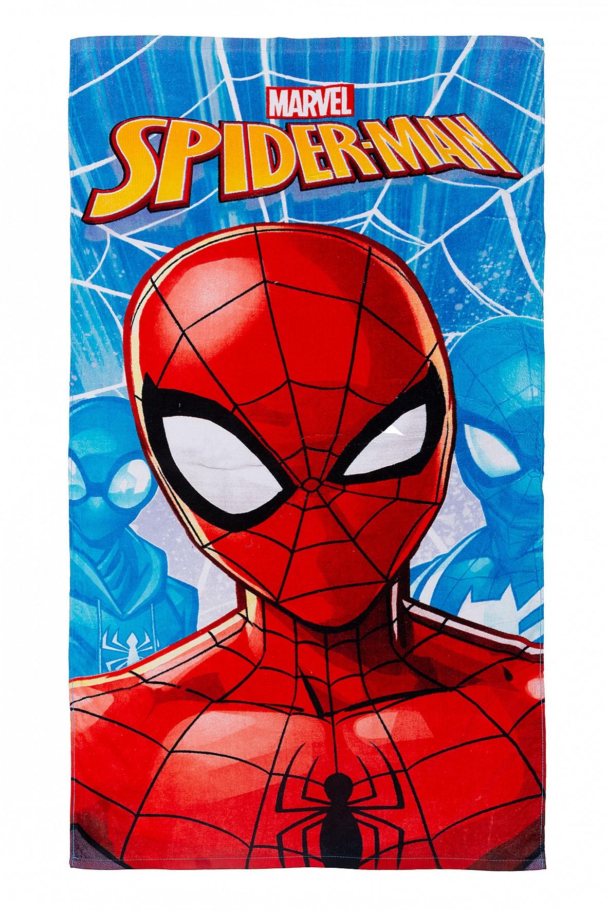 Ręcznik chłopięcy Spiderman bawełna 70x140 cm