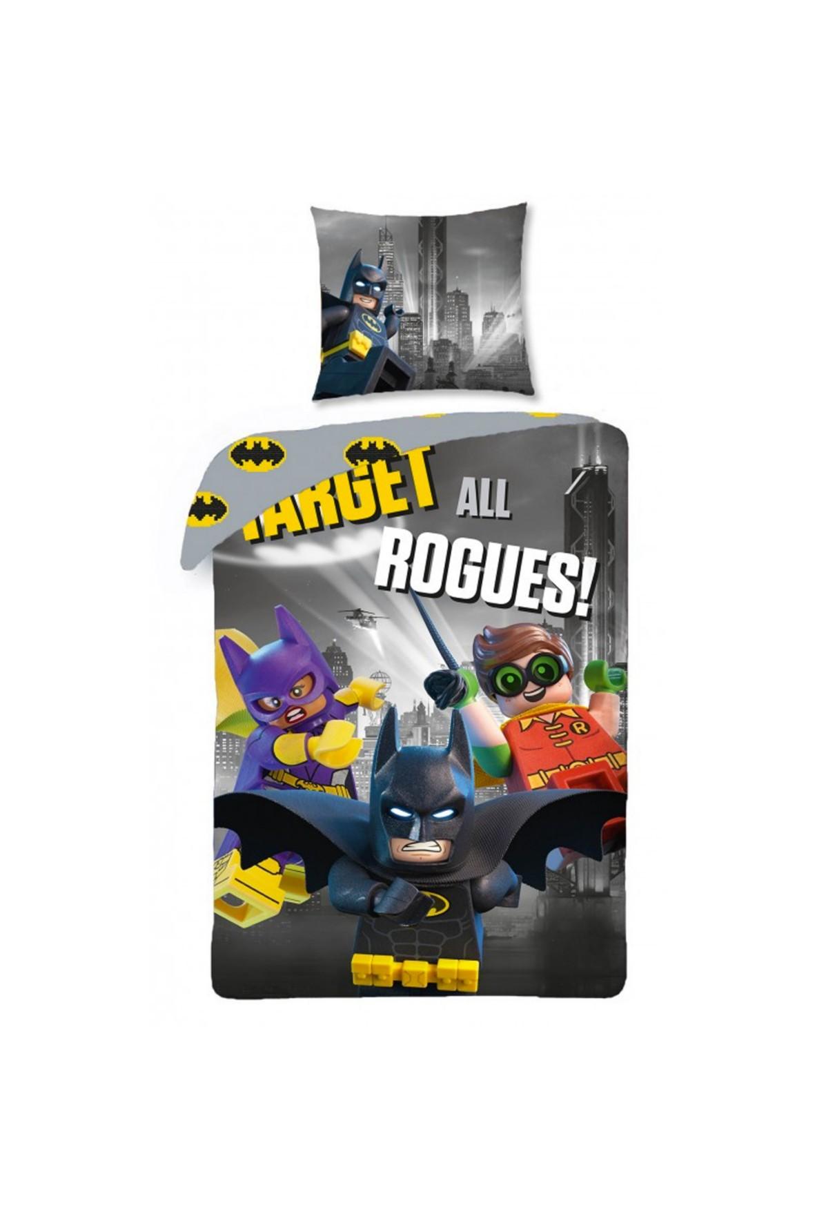 Pościel Lego Batman 140x200cm