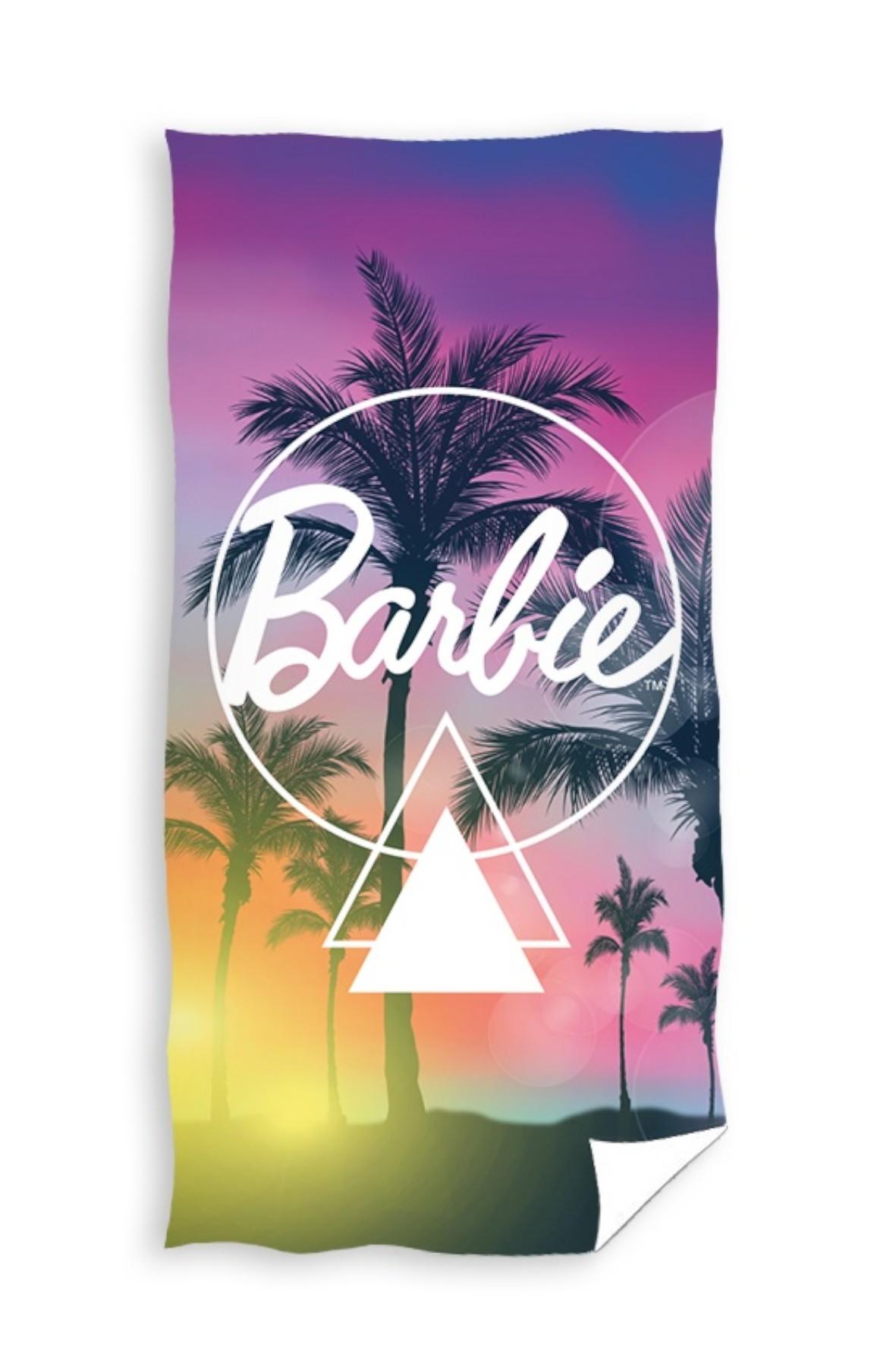 Ręcznik kąpielowy Barbie  70x140cm