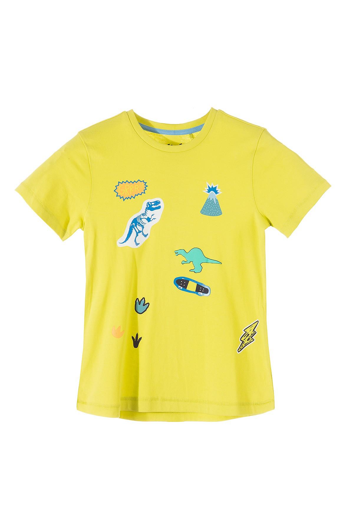 T-shirt chłopięcy 100% bawełna 1I3509