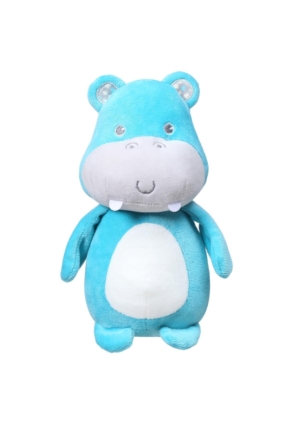Przytulanka dla niemowląt Hipopotam Marcel