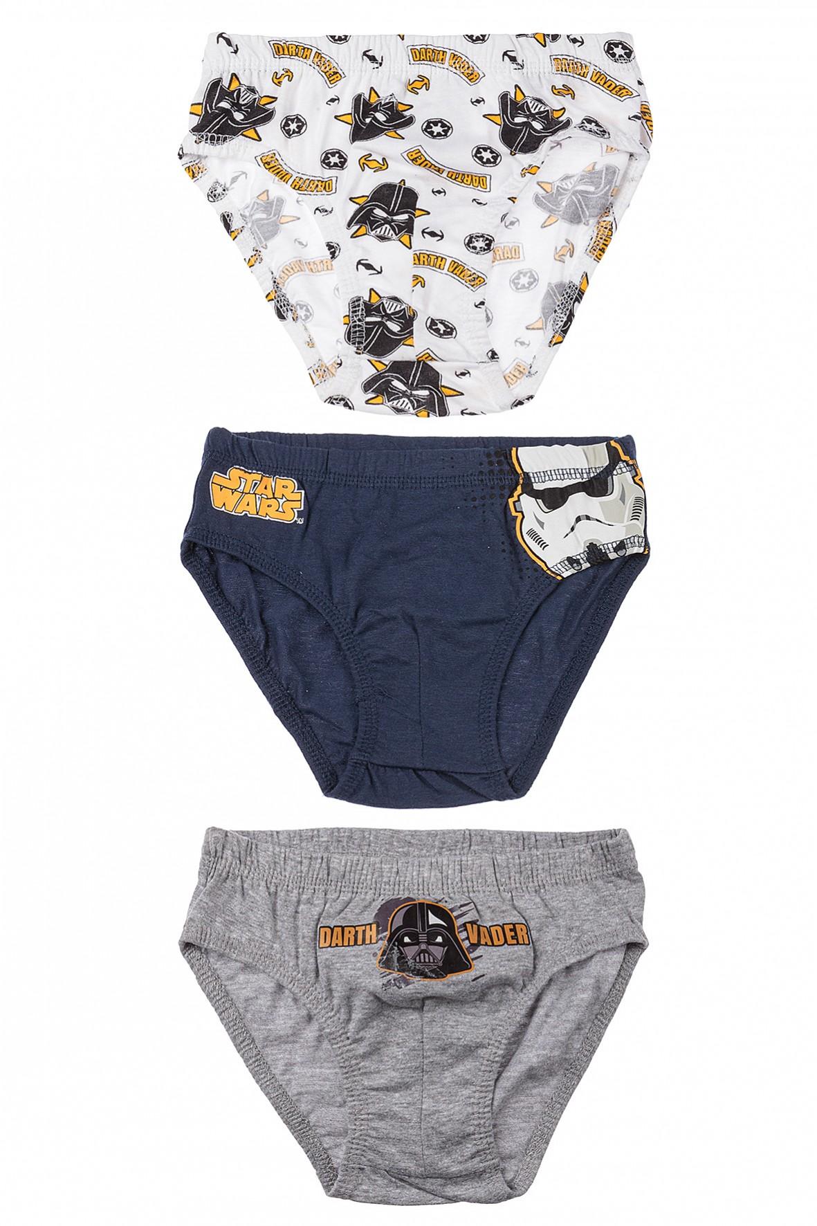 Majtki chłopięce 3pak Star Wars